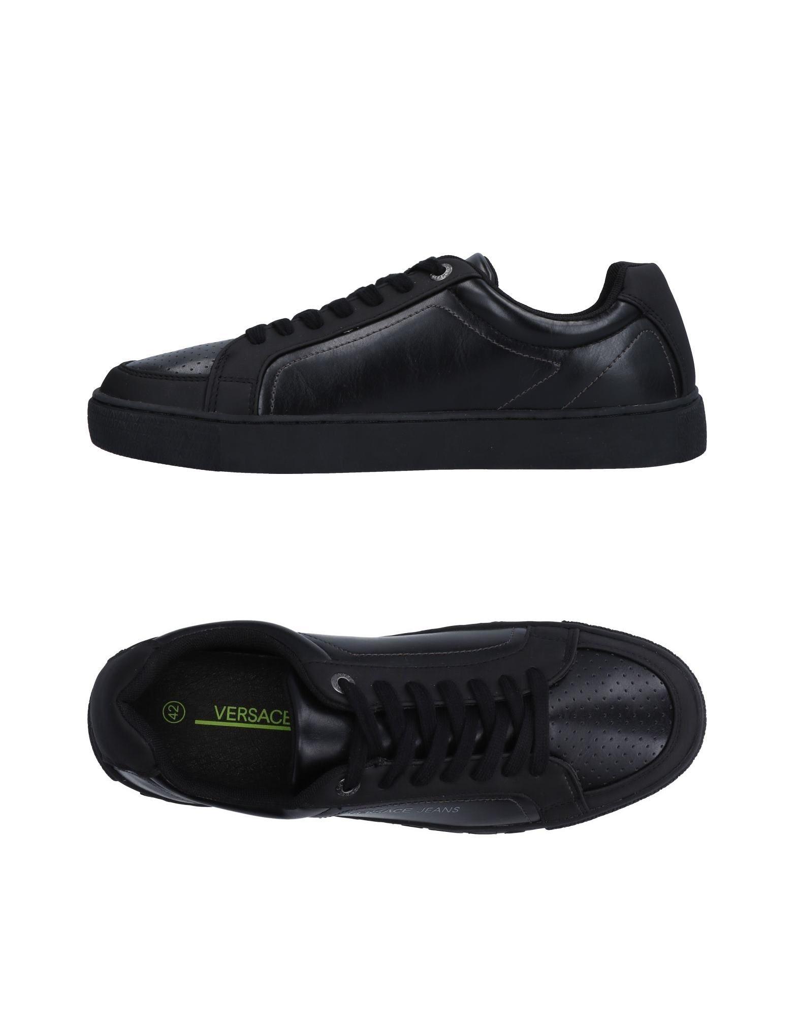 Rabatt echte Schuhe Versace Jeans Sneakers Herren  11522631AL