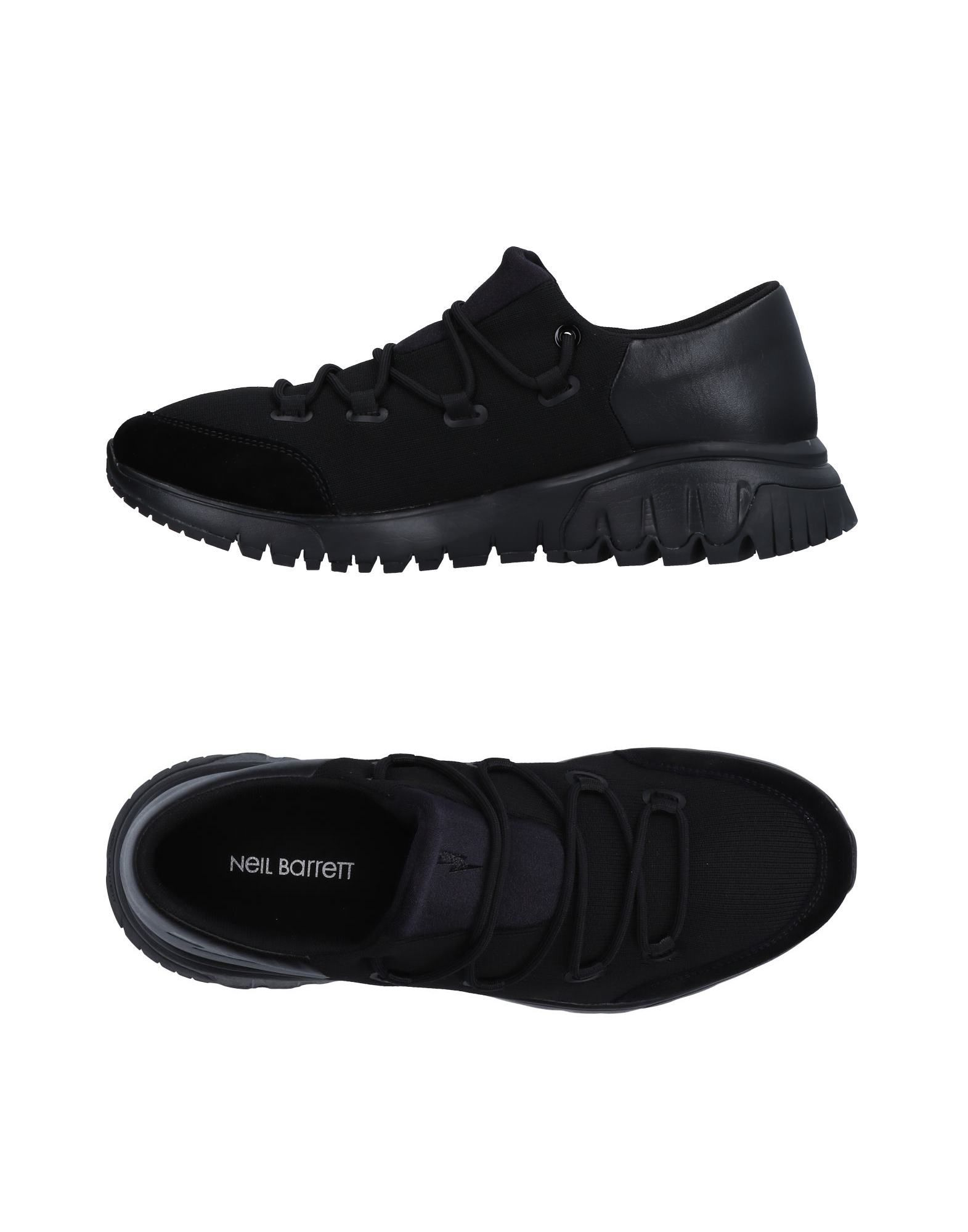 Neil Barrett Sneakers Herren  11522638KF Neue Schuhe