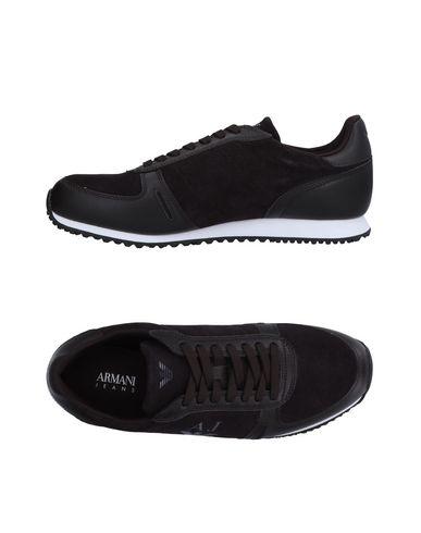 da75e07c1edee Armani Jeans Sneakers - Men Armani Jeans Sneakers online on YOOX ...