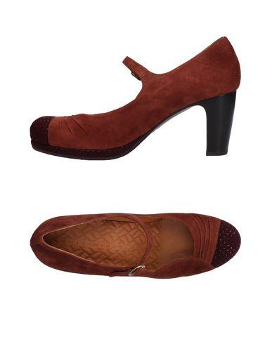 Descuento de Salón la marca Zapato De Salón de Chie Mihara Mujer - Salones Chie Mihara - 11522659PF Burdeos af847a