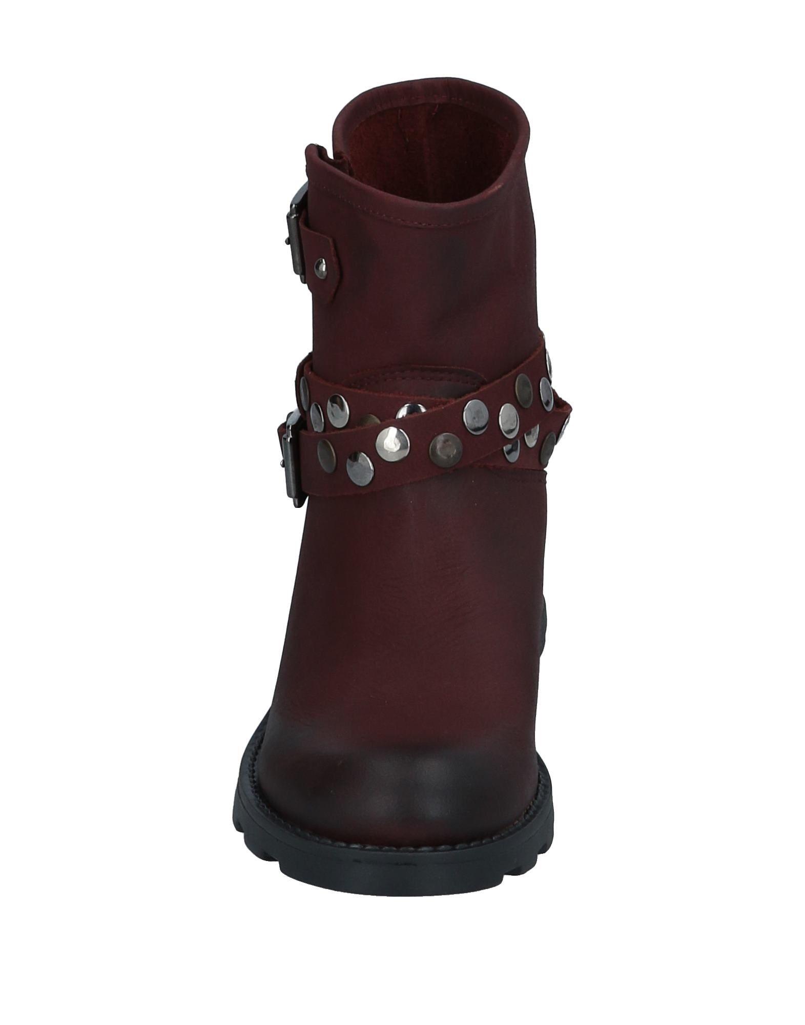 Unlace Stiefelette Damen Qualität  11522664DU Gute Qualität Damen beliebte Schuhe 4fb28b
