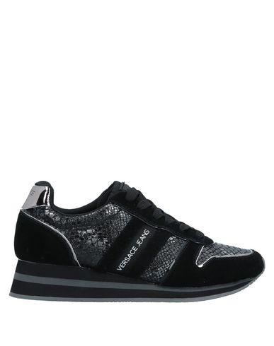 Liquidación de Mujer temporada Zapatillas Versace Jeans Mujer de - Zapatillas Versace Jeans - 11522682MB Negro c7a801