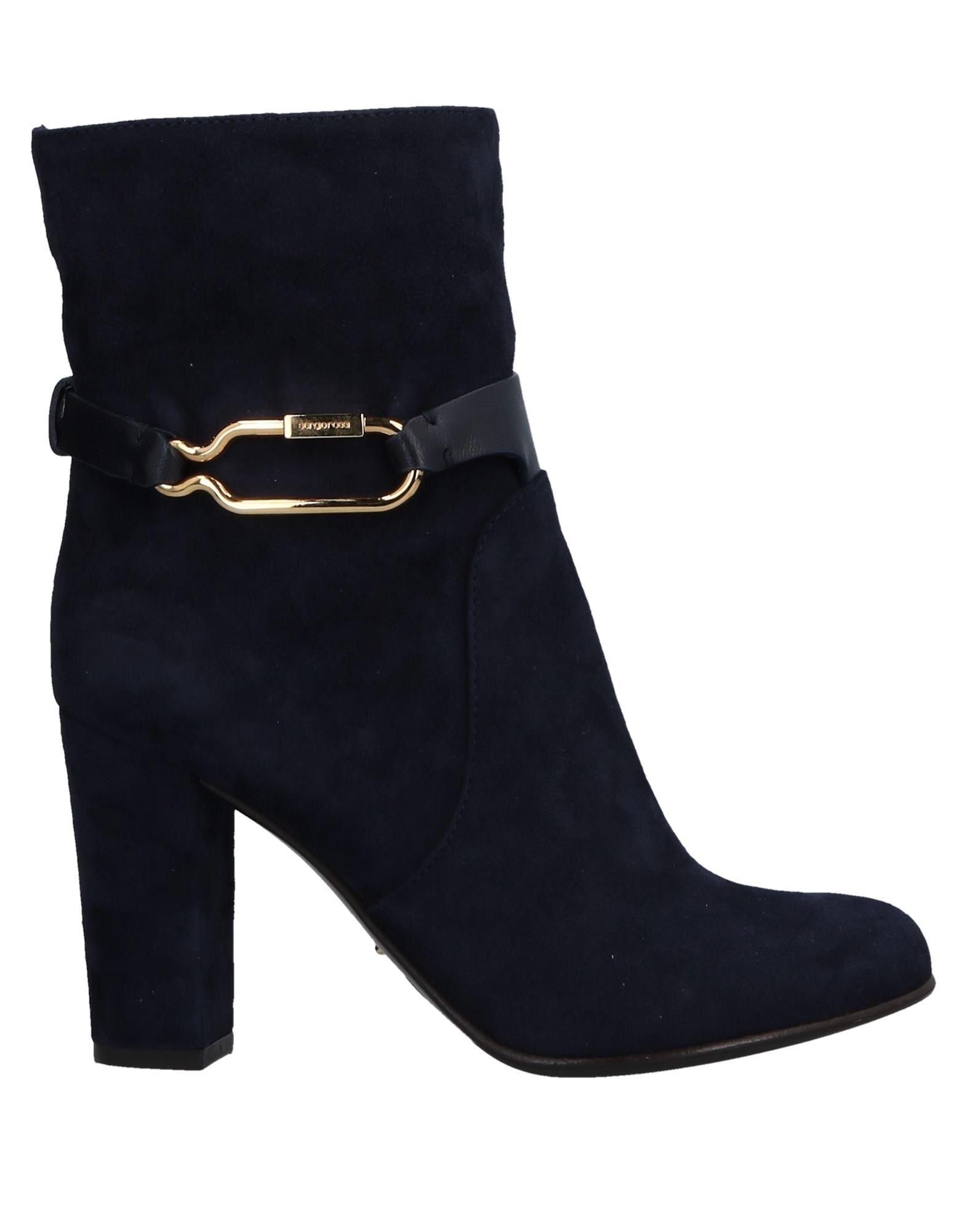 Sergio Rossi Stiefelette Damen aussehende  11522701CXGünstige gut aussehende Damen Schuhe 594a58