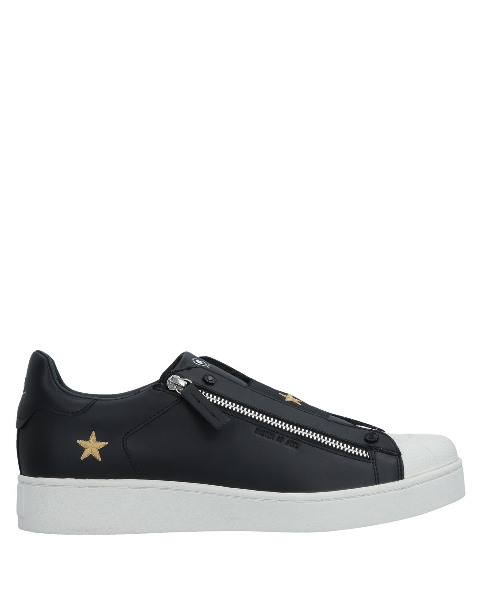 Sneakers Moa Master Of Arts Homme - Sneakers Moa Master Of Arts  Noir Remise de marque