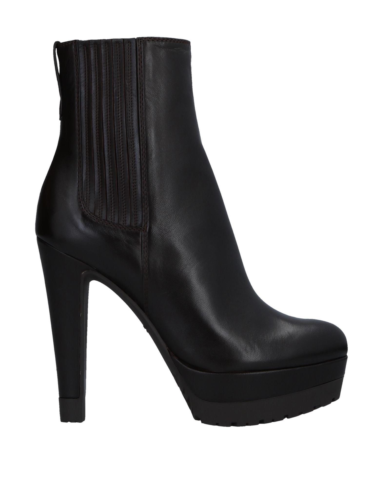 Sergio Rossi Stiefelette Damen aussehende  11522723TOGünstige gut aussehende Damen Schuhe 985828