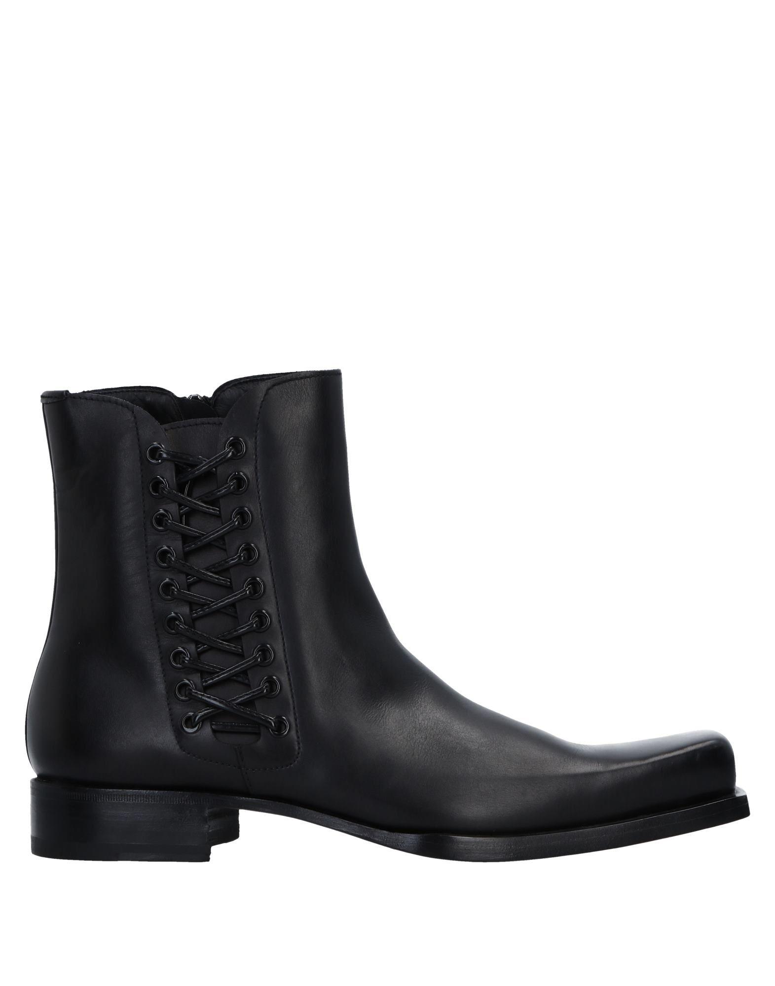 Sergio Rossi Stiefelette Herren  11522738KU Gute Qualität beliebte Schuhe