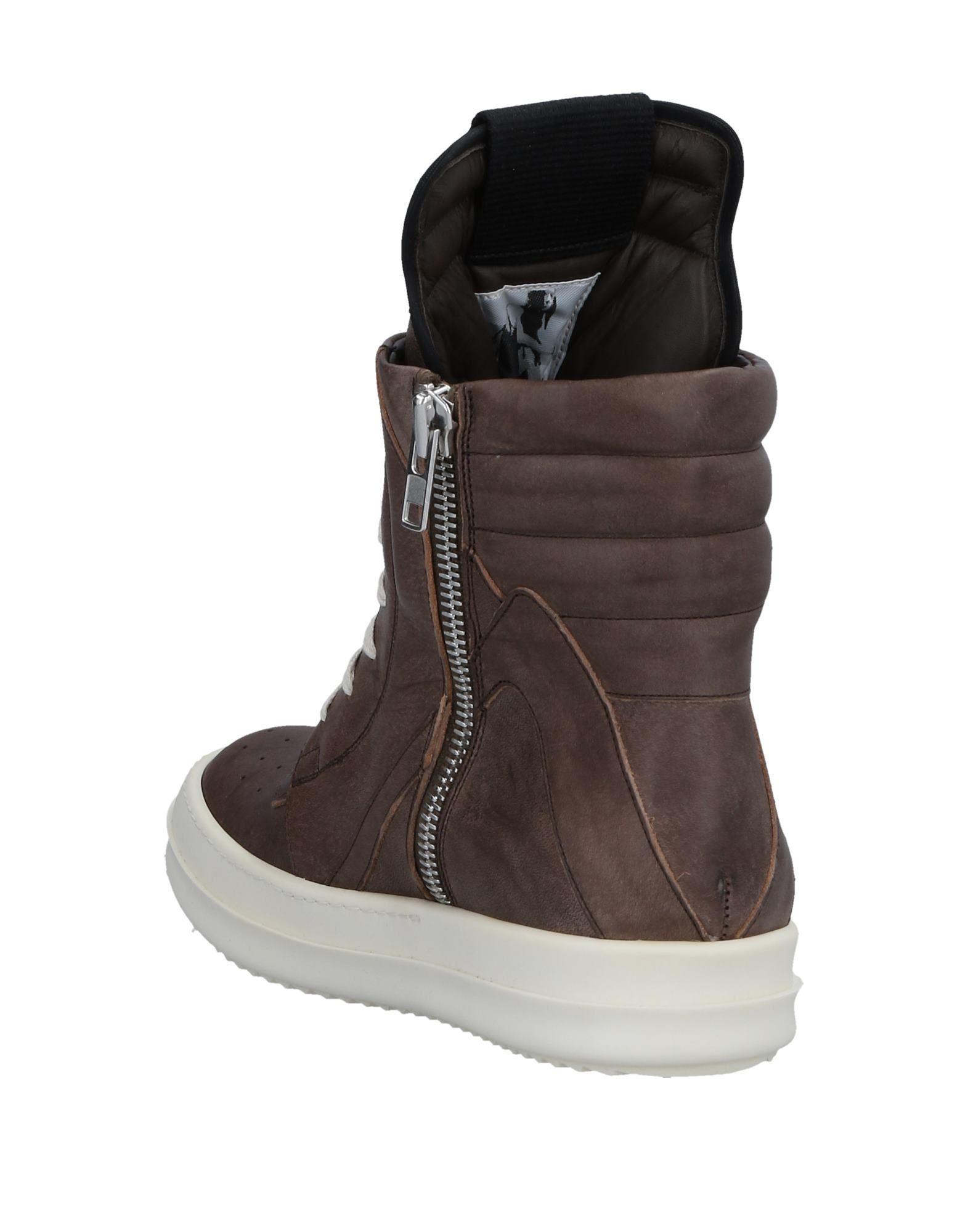 Rick Damen Owens Turnschuhes Damen Rick 11522854PPGünstige gut aussehende Schuhe e258a2