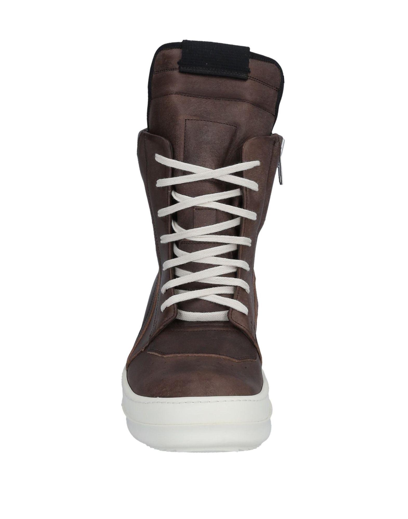 Rick Owens Sneakers Damen  Schuhe 11522854PPGünstige gut aussehende Schuhe  1881b1