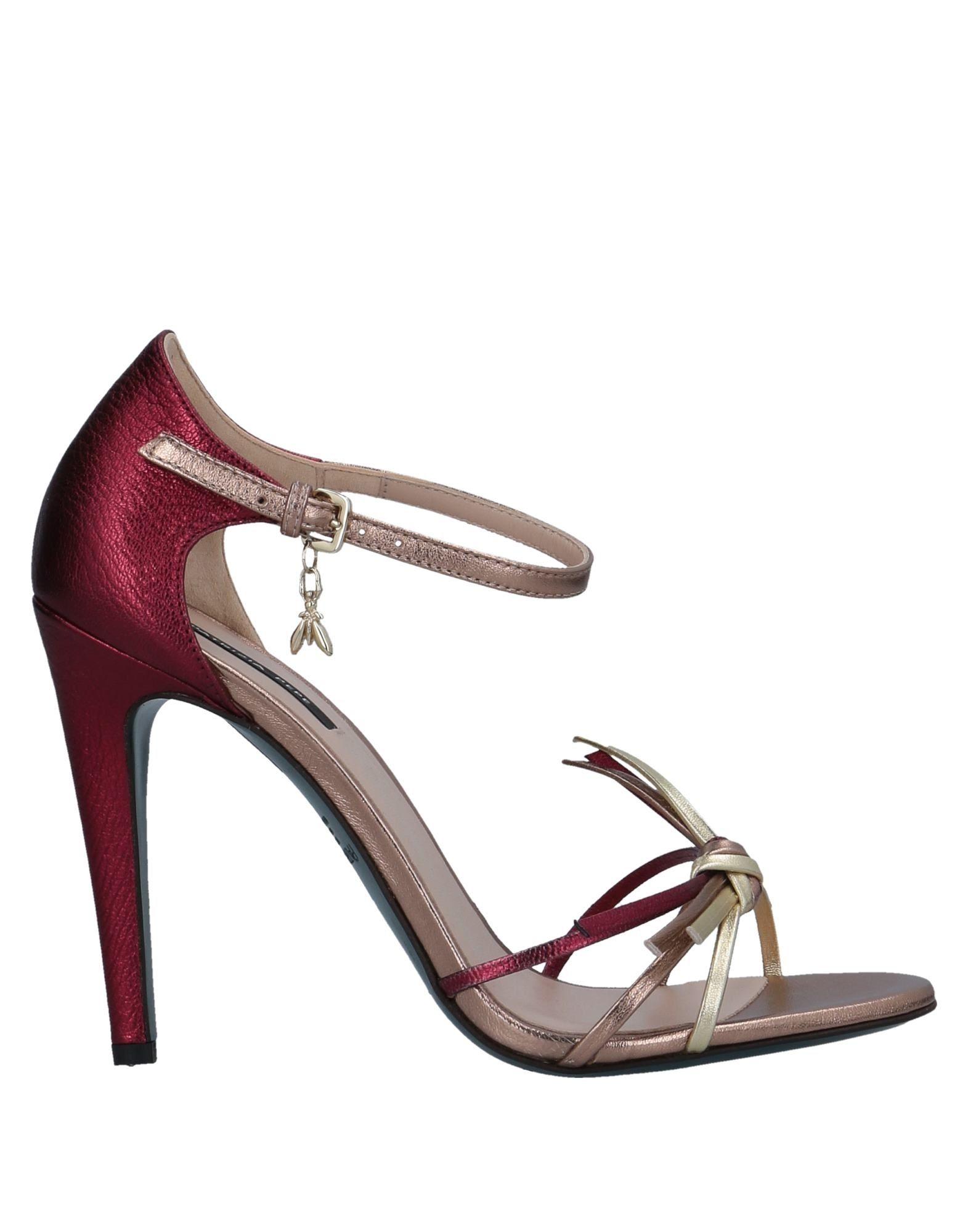 71459a0534e Patrizia Pepe Sandals - - - Women Patrizia Pepe Sandals online on Canada -  11522923QV e94589