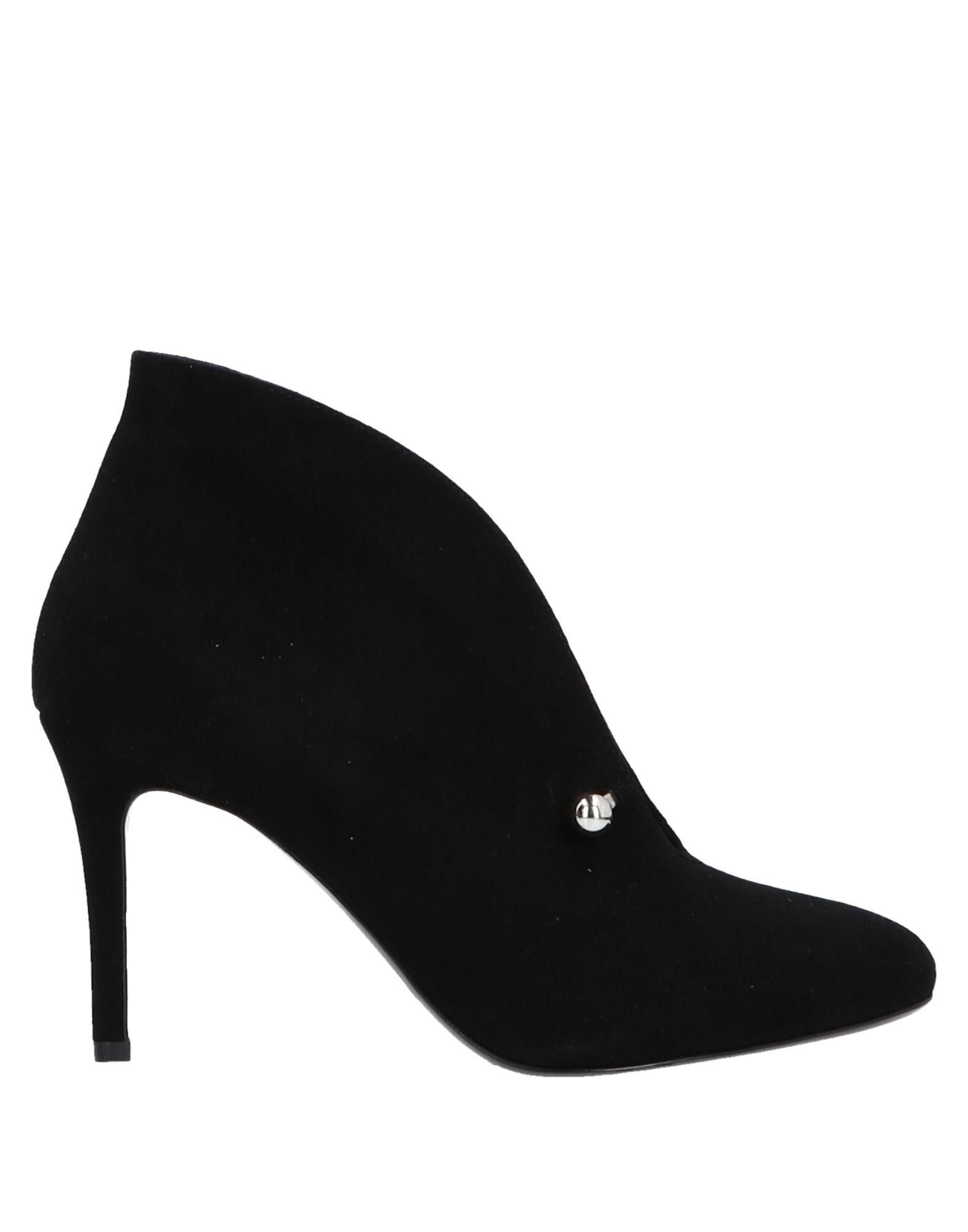 Stilvolle billige Schuhe Carla G. Stiefelette Damen  11522959VN