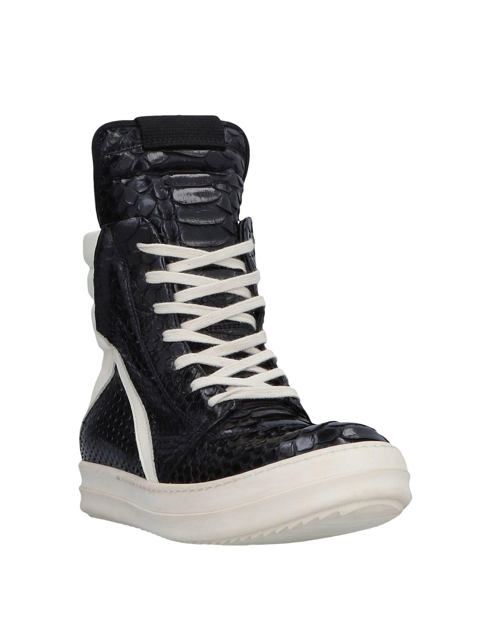 Rick Owens Sneakers aussehende Damen  11523009JSGünstige gut aussehende Sneakers Schuhe 6ffff9