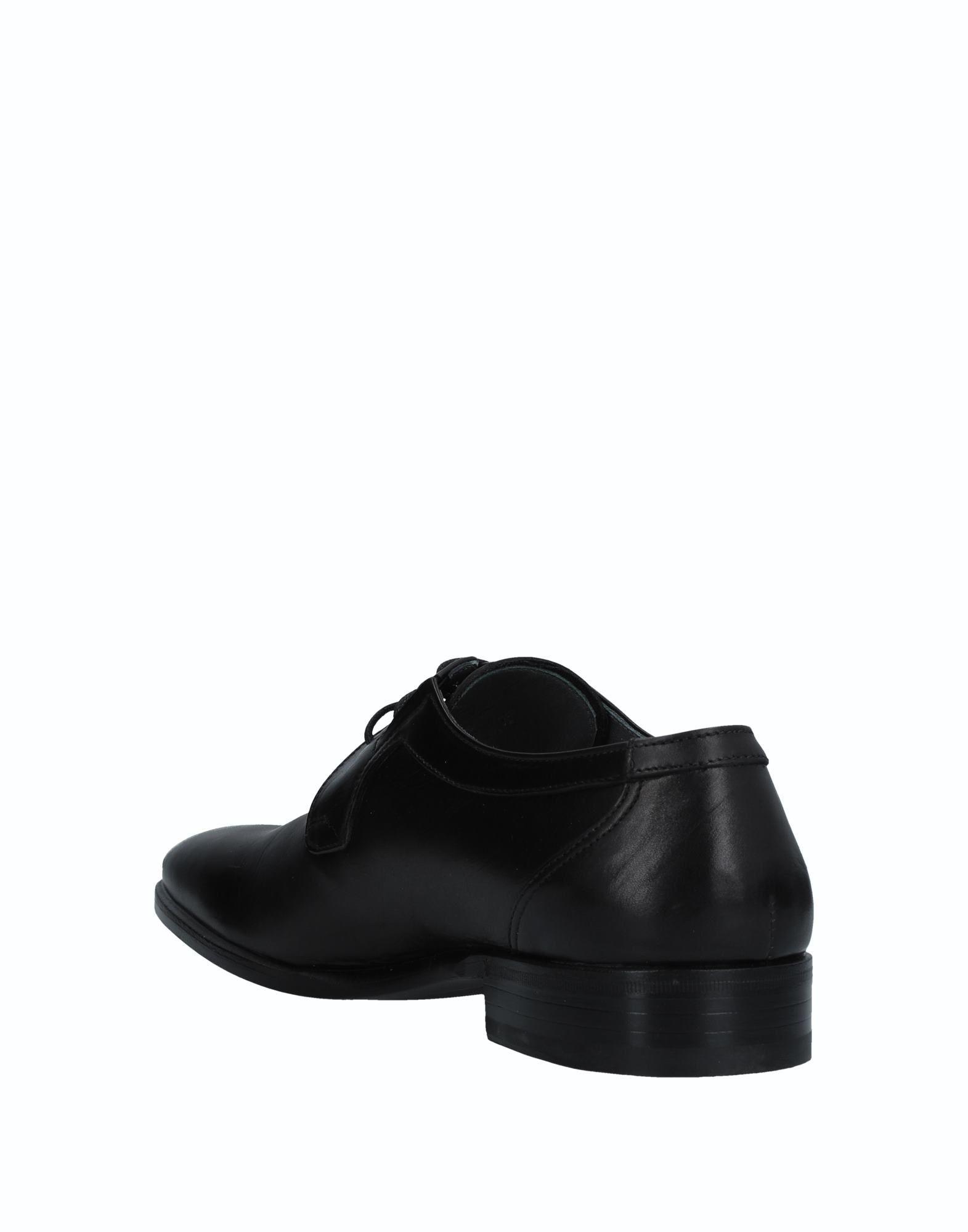 Rabatt echte Schuhe Pietro Pizzuti Schnürschuhe Herren  11523076GA