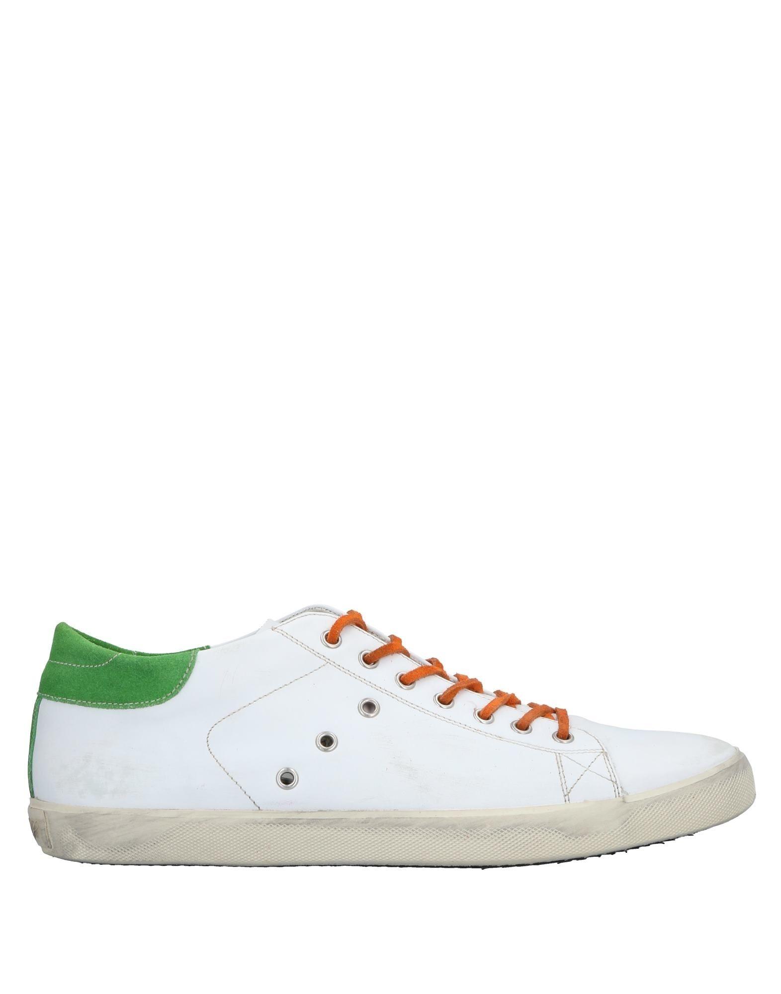 Rabatt Sneakers echte Schuhe Leather Crown Sneakers Rabatt Herren  11523096QO ae8e65