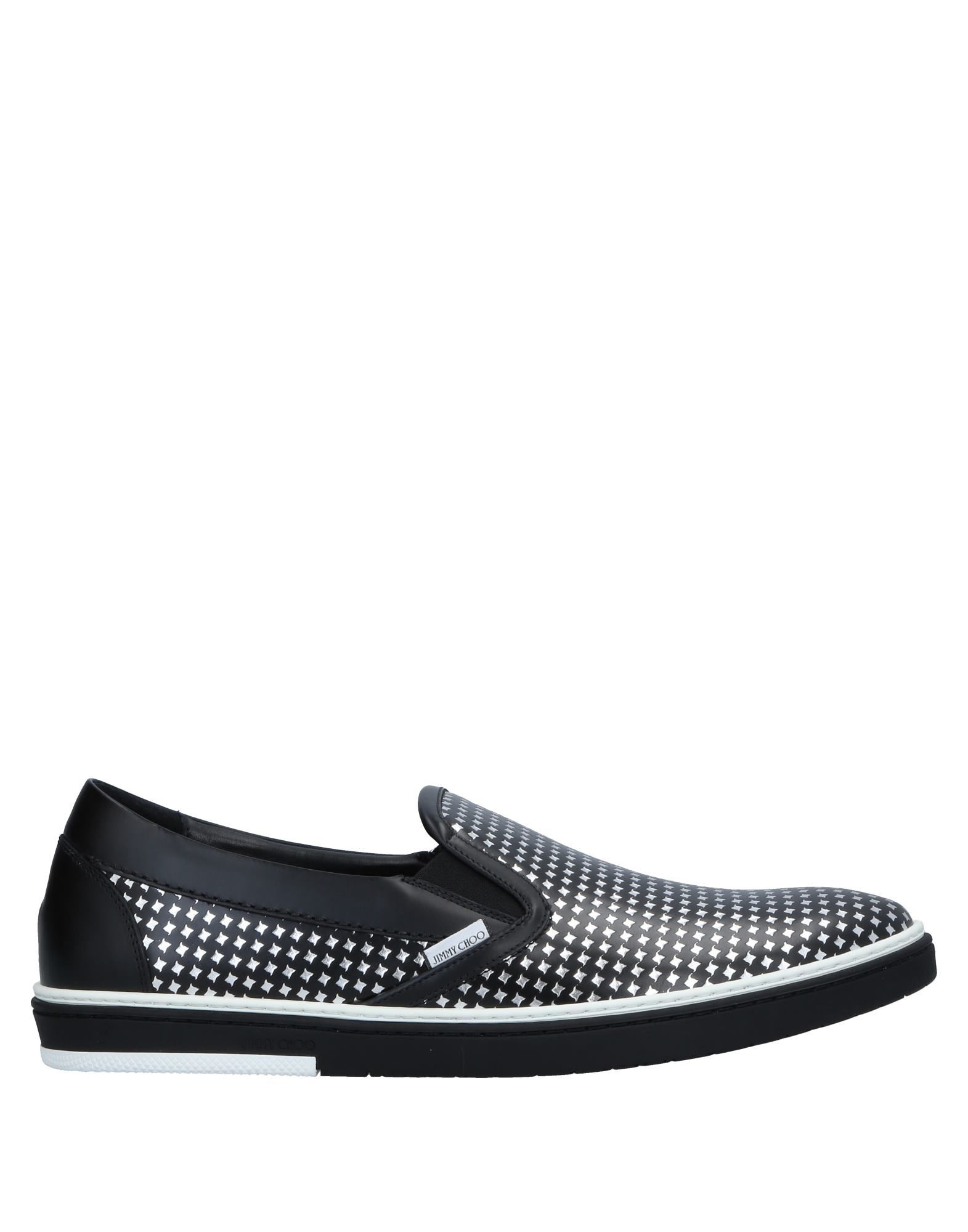 Sneakers Jimmy Choo Homme - Sneakers Jimmy Choo  Noir Spécial temps limité