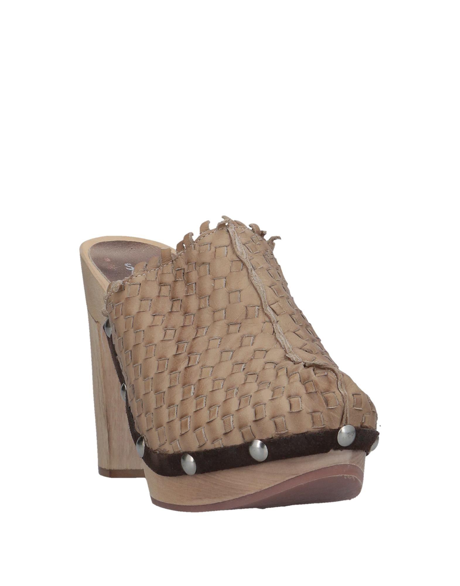 San Gute Crispino Pantoletten Damen  11523125NS Gute San Qualität beliebte Schuhe faf178