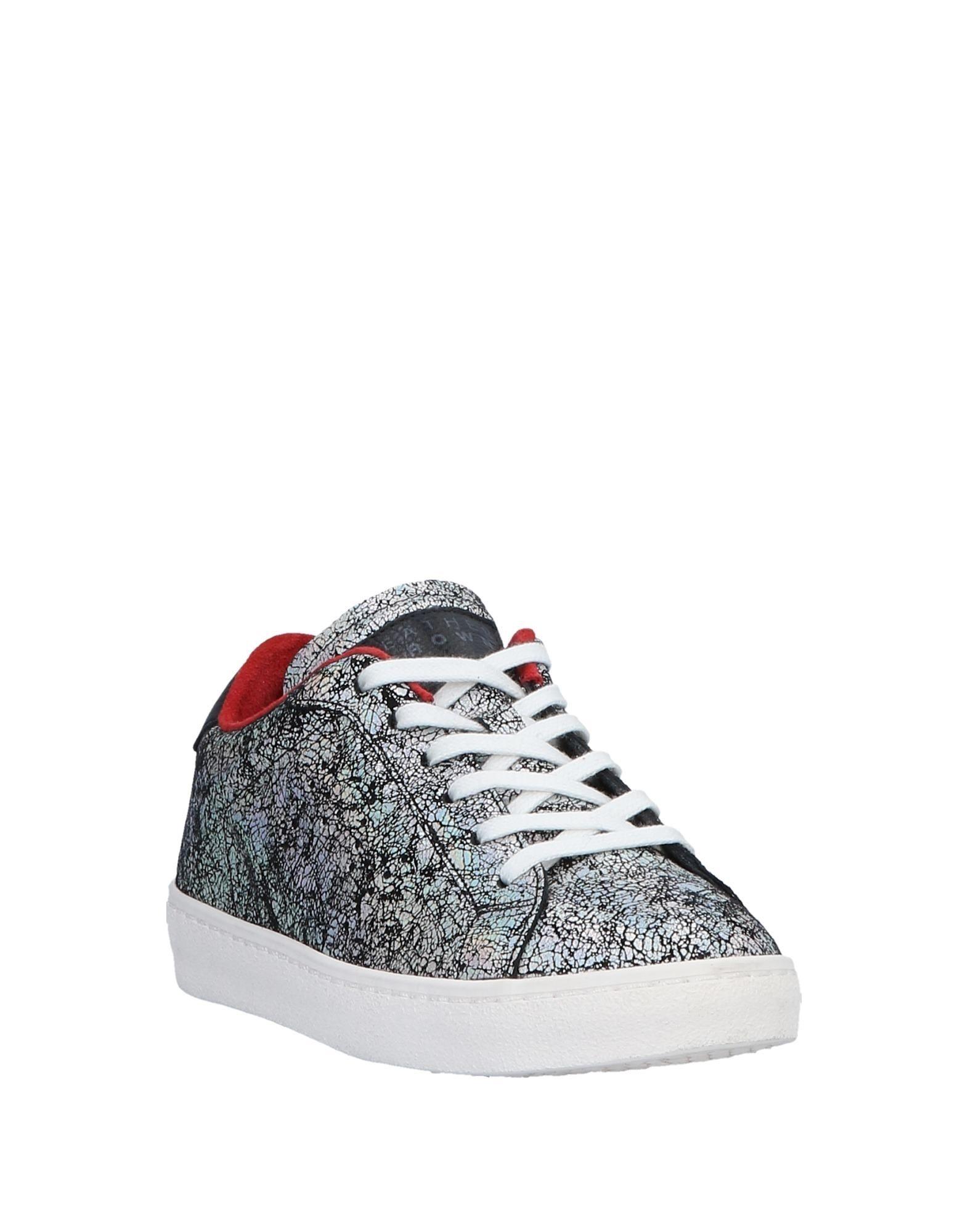 Gut um billige Schuhe zu  tragenLeather Crown Sneakers Damen  zu 11523147KT 191bed