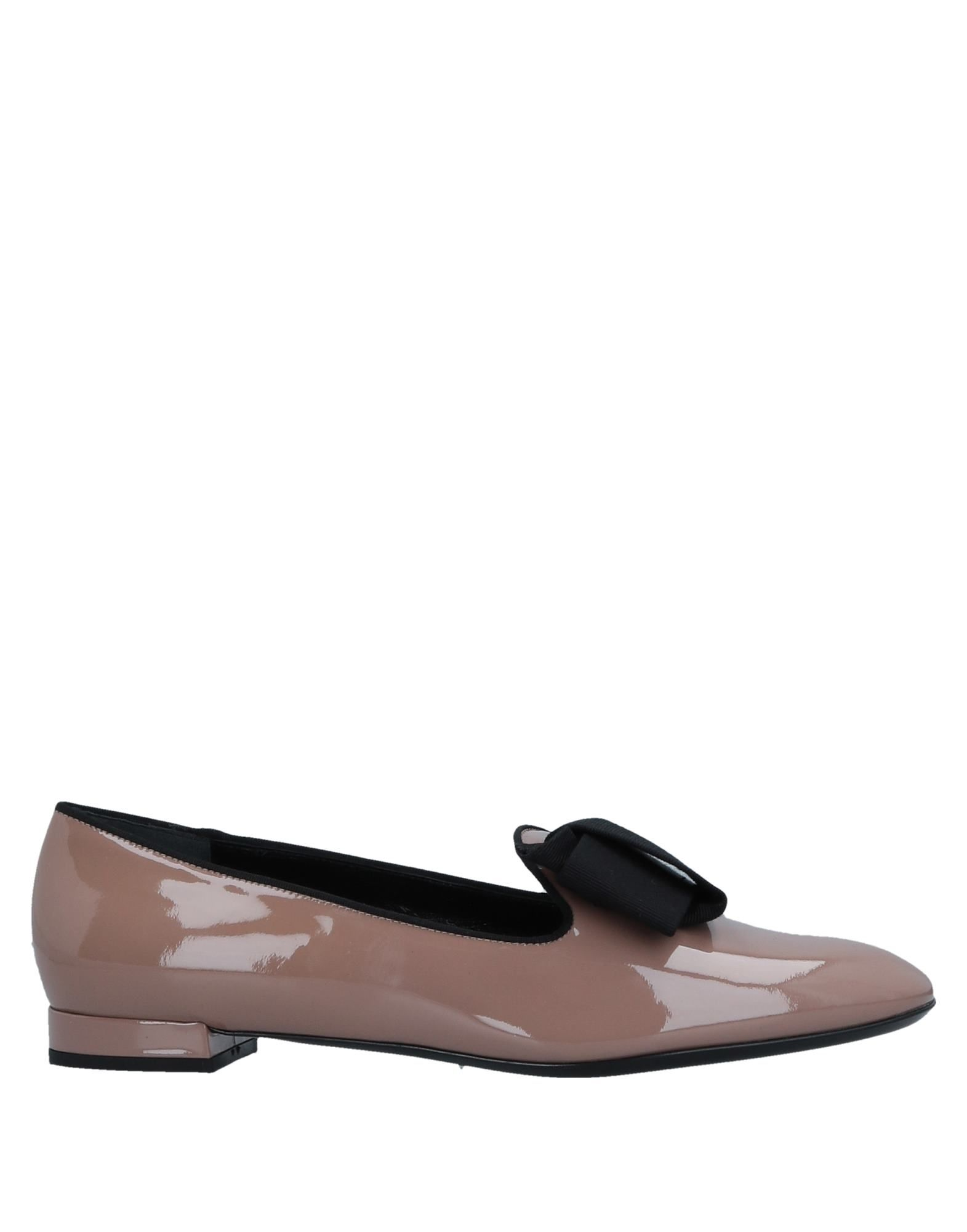 b2e2b7a5544 Giorgio Armani Loafers - Women Giorgio Armani Loafers Loafers Loafers online  on United Kingdom - 11523379BL 51f1df