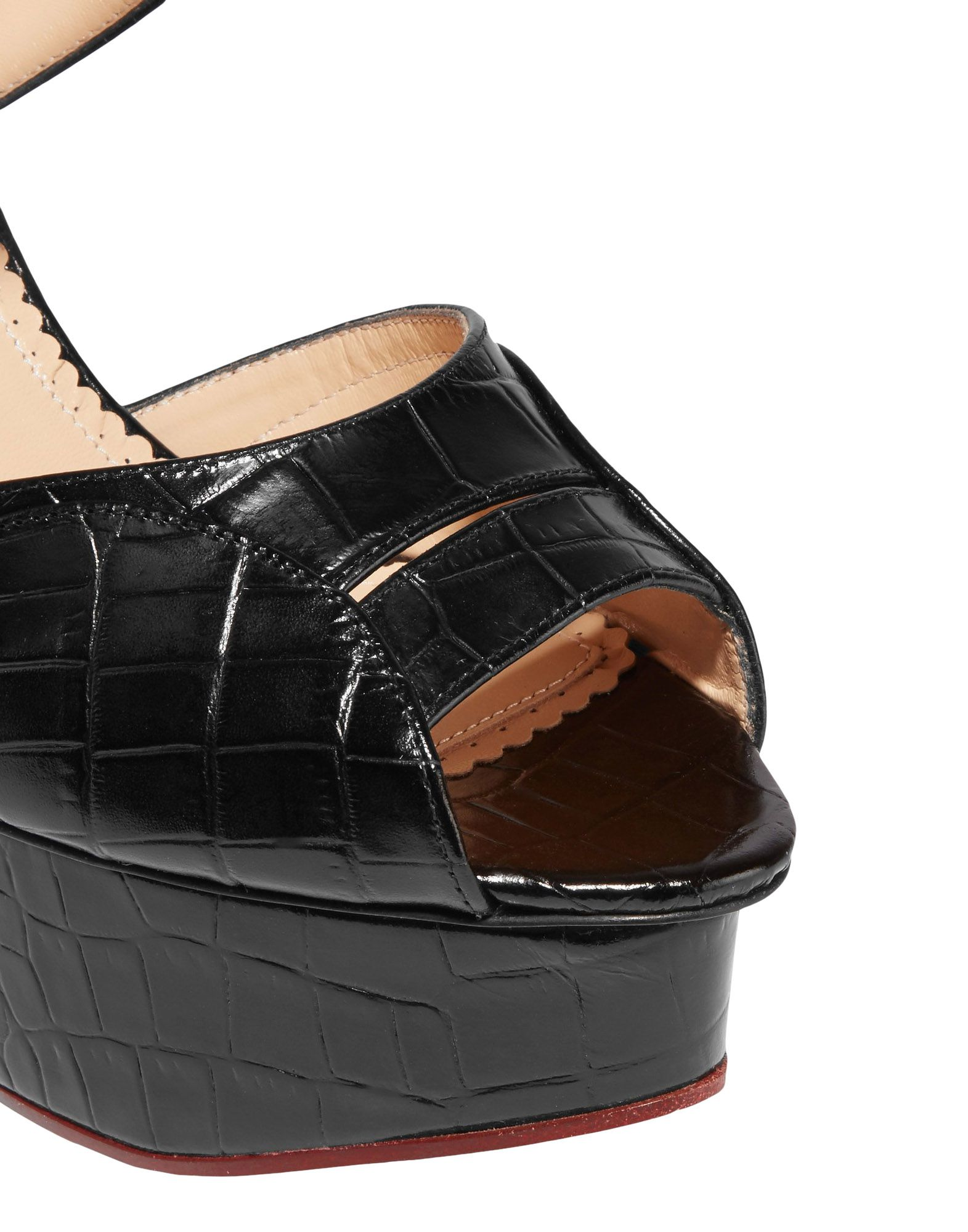 Charlotte Olympia Sandalen Damen  11523426UOGünstige gut aussehende Schuhe
