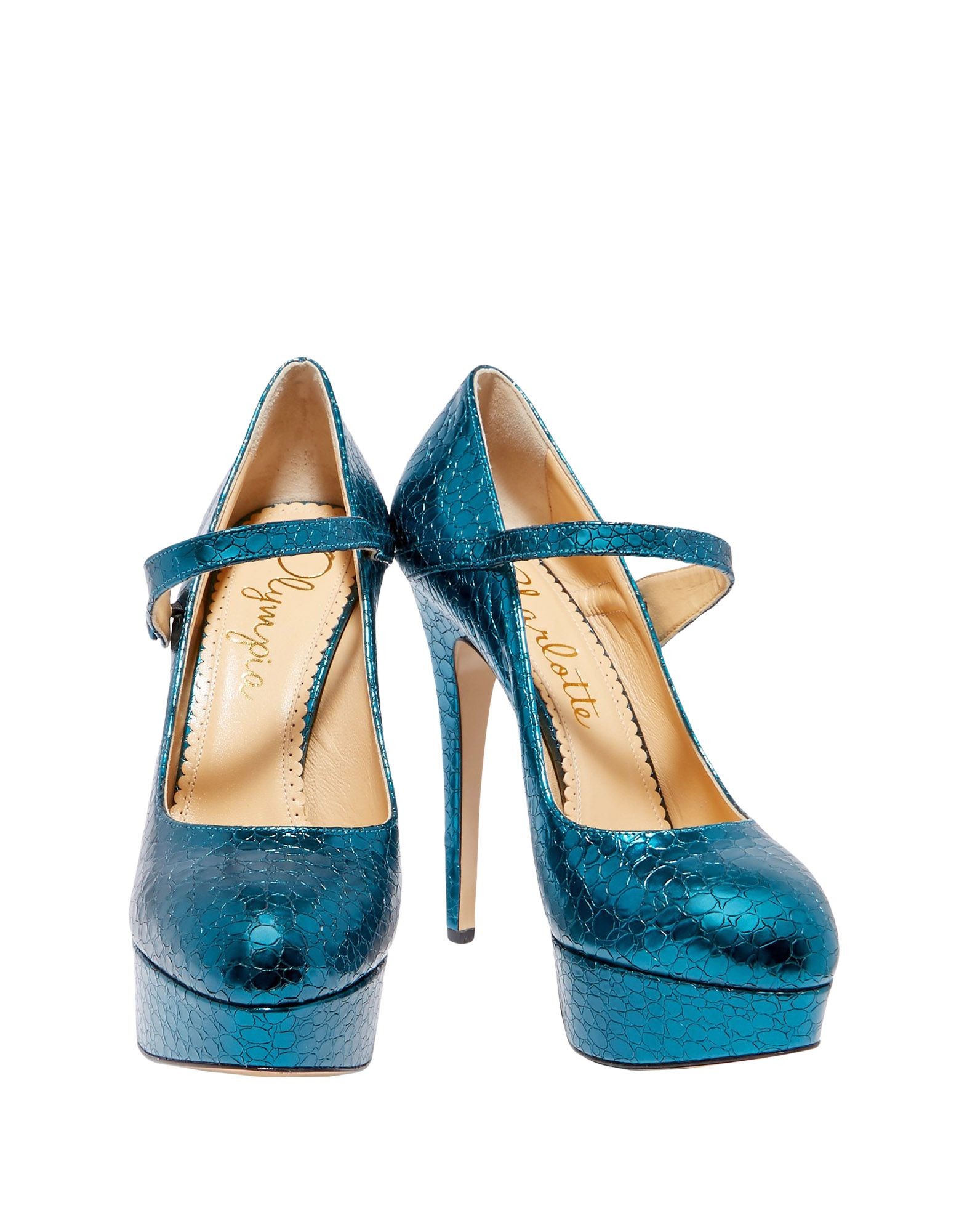 Charlotte Olympia gut Pumps Damen  11523428ENGünstige gut Olympia aussehende Schuhe b067cc