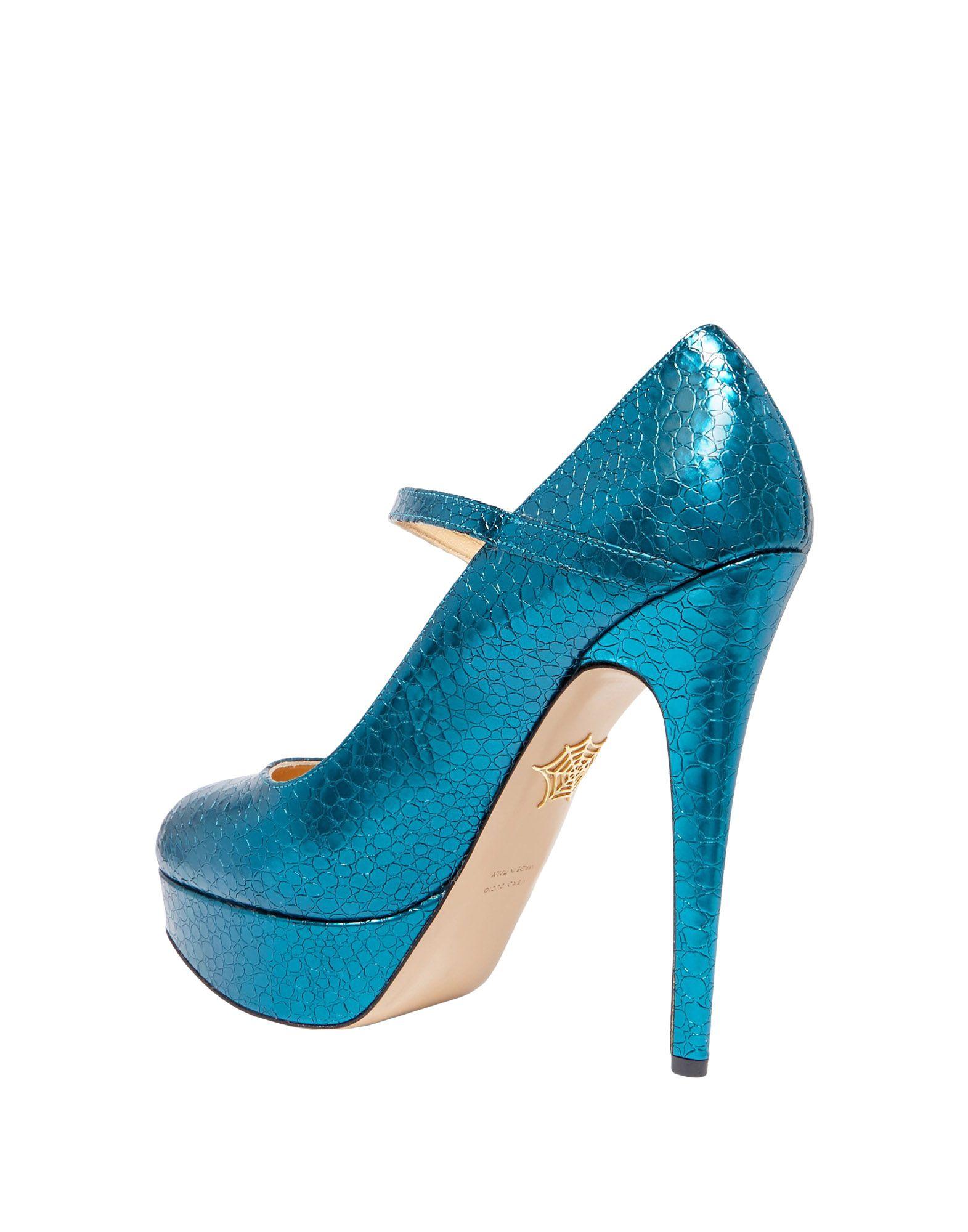 Charlotte Olympia Pumps Damen  Schuhe 11523428ENGünstige gut aussehende Schuhe  4e08cb