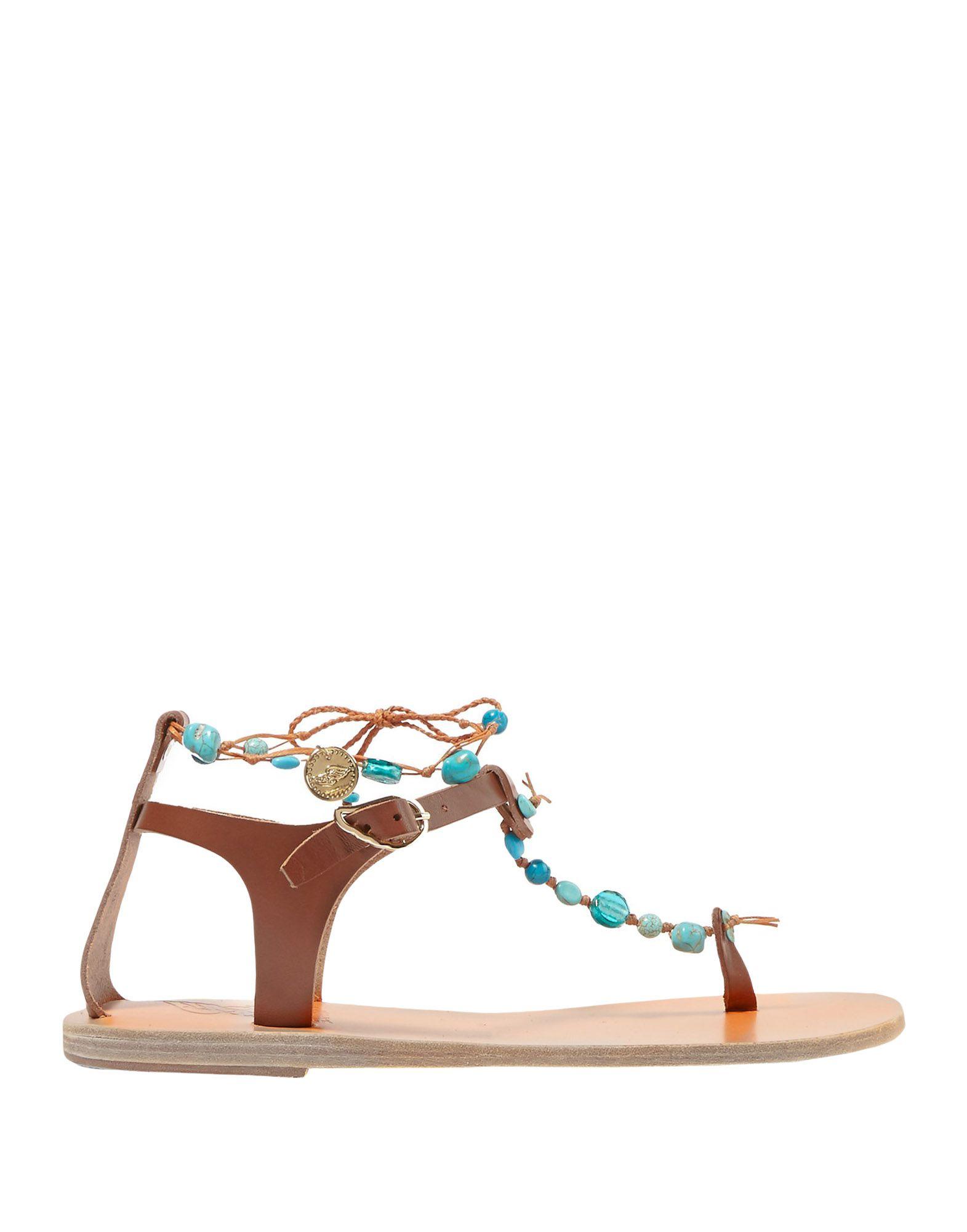 Gut um billige Schuhe zu tragenAncient Greek Sandals Dianetten Damen  11523503MI