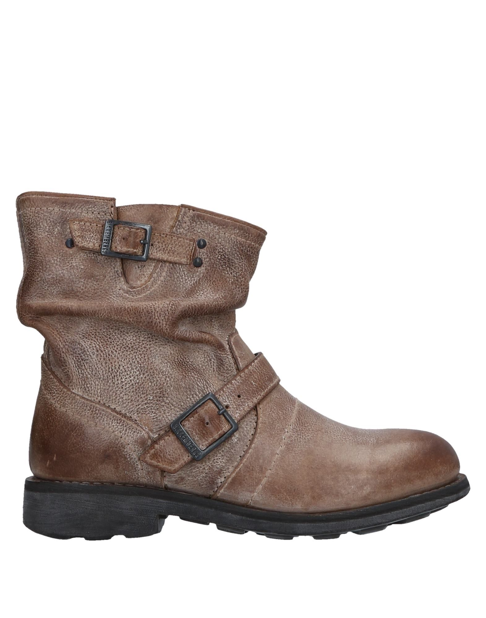 Bottine Bikkembergs Femme - Bottines saisonnier Bikkembergs Marron Dédouanement saisonnier Bottines f90410