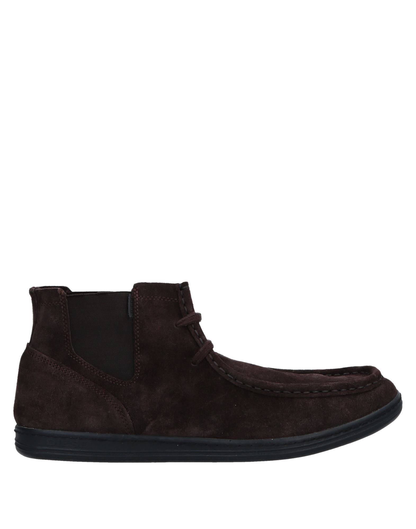 Rabatt echte Schuhe Diesel Stiefelette Herren  11523592HK