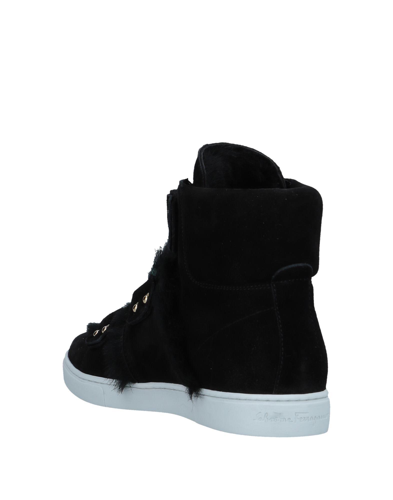 Salvatore Ferragamo Sneakers Damen aussehende  11523865ITGünstige gut aussehende Damen Schuhe 645d4d