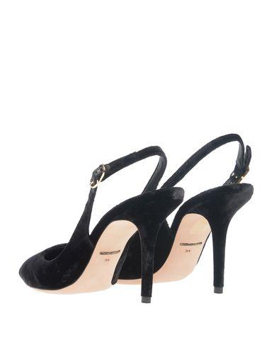 Dolce Gabbana amp; Escarpins Escarpins Dolce amp; Noir amp; Noir Gabbana Dolce Rwq6rR