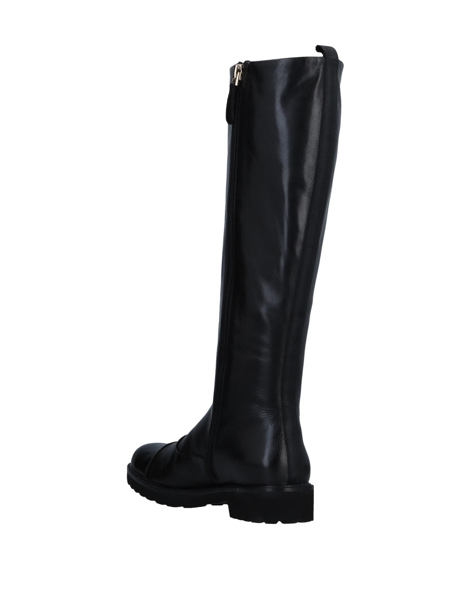 Rabatt Schuhe Armani Collezioni Stiefel Damen  11524021SE