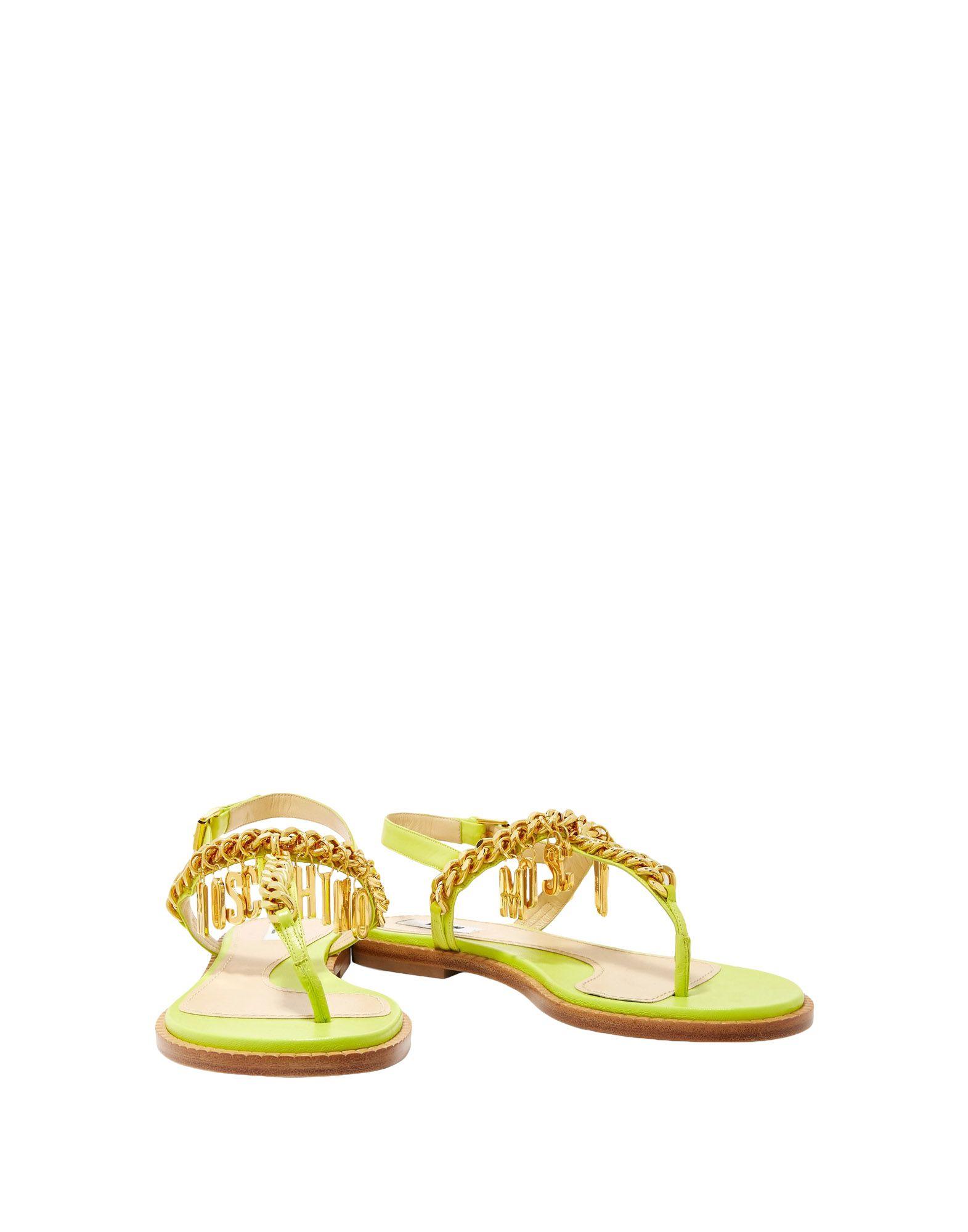Moschino  Dianetten Damen  Moschino 11524023BSGünstige gut aussehende Schuhe c8cab3