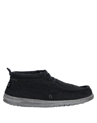 Zapatos Dude con descuento Botín Hey Dude Zapatos Hombre - Botines Hey Dude - 11524147BJ Gris marengo 20d866