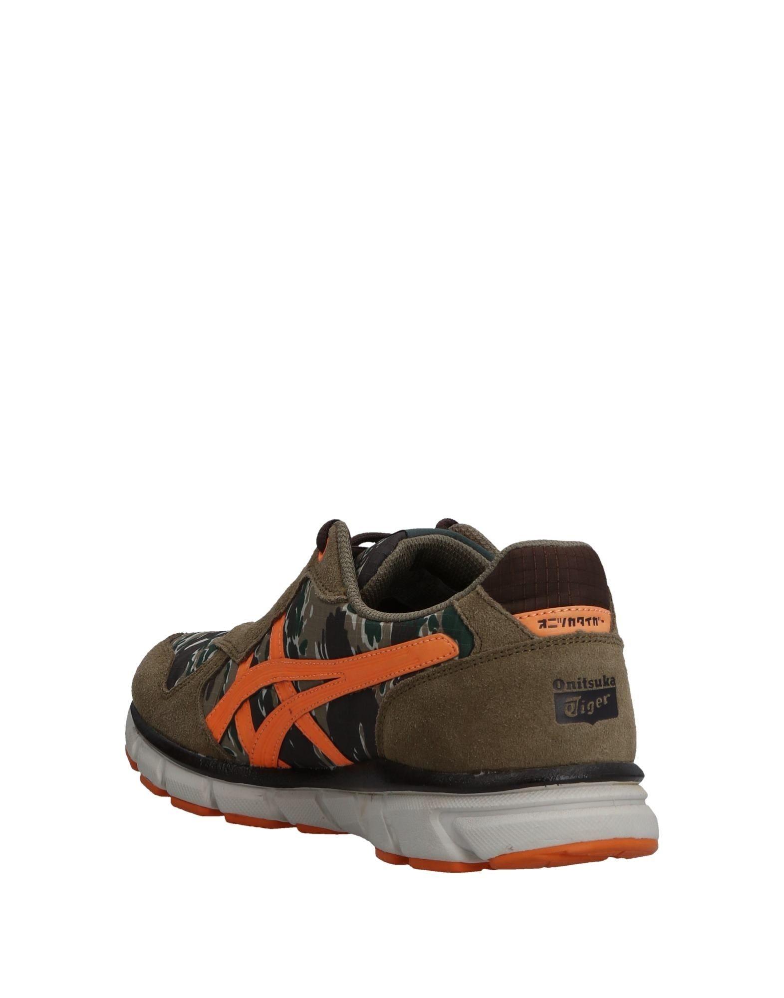 Rabatt Tiger echte Schuhe Onitsuka Tiger Rabatt Sneakers Herren  11524152MC f2eb9b