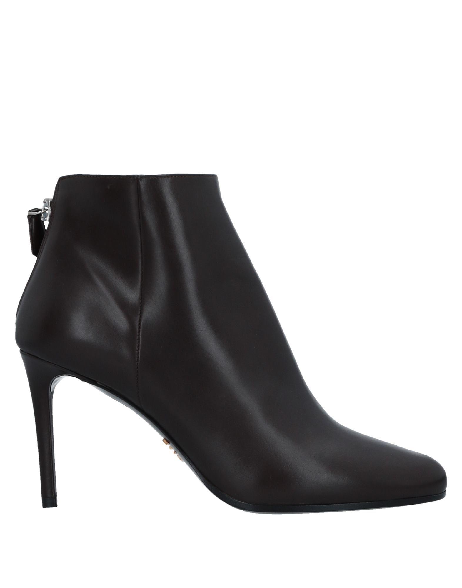 Prada Stiefelette Damen  11524172HBGünstige gut aussehende Schuhe