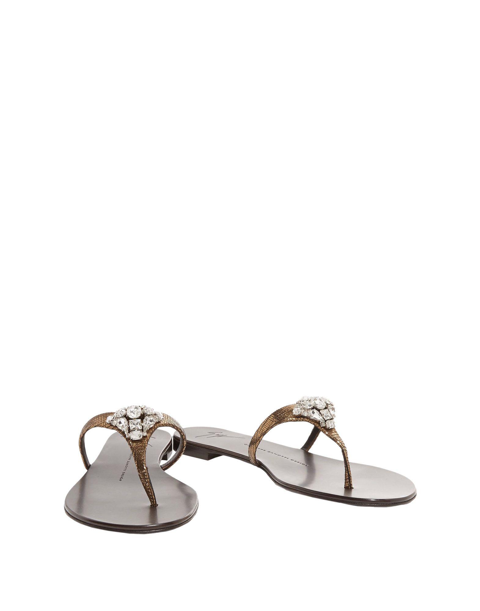 Giuseppe Women Zanotti Flip Flops - Women Giuseppe Giuseppe Zanotti Flip Flops online on  Australia - 11524180IJ 18897b