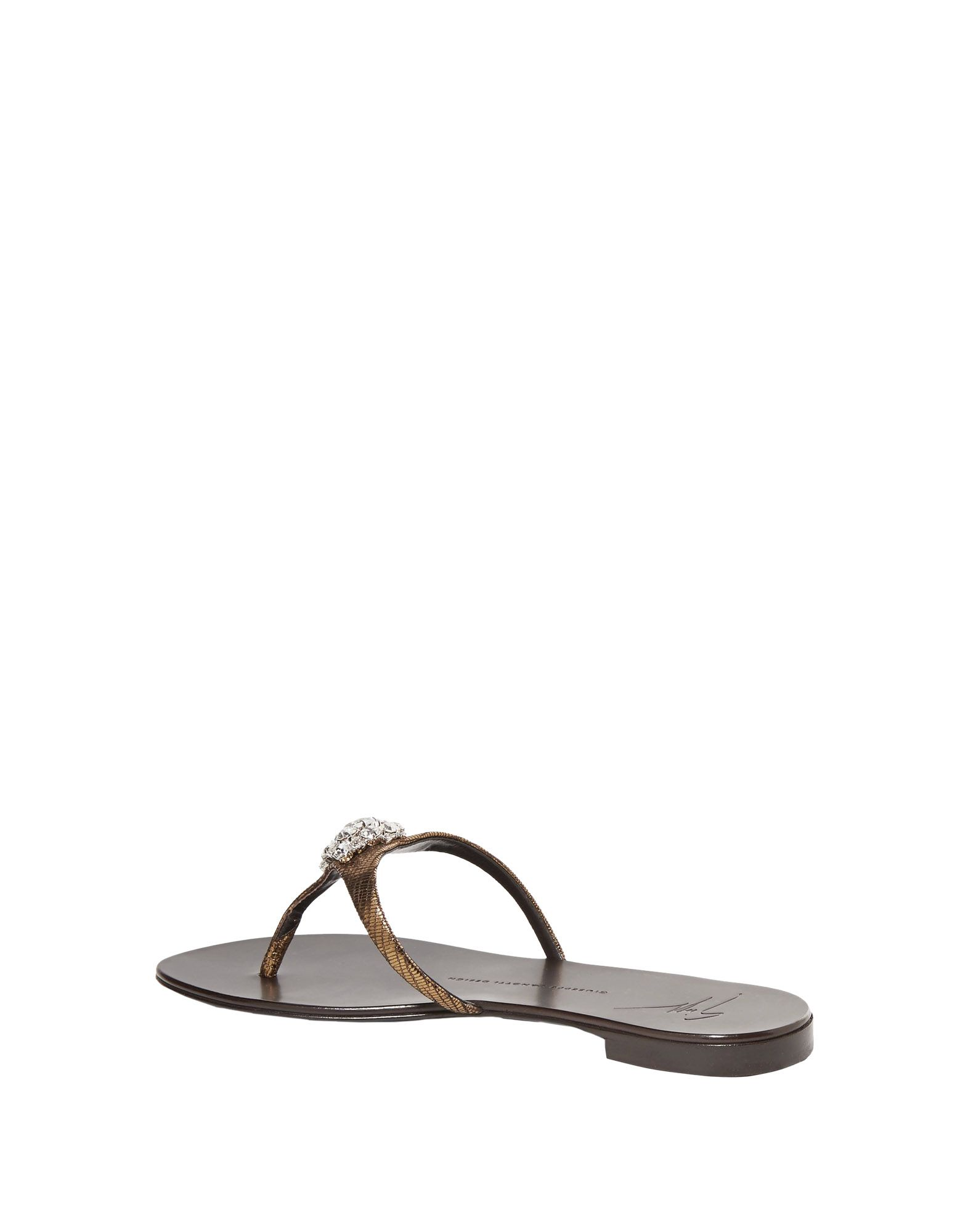 Giuseppe Zanotti Dianetten Damen Schuhe  11524180IJGünstige gut aussehende Schuhe Damen a80d3a