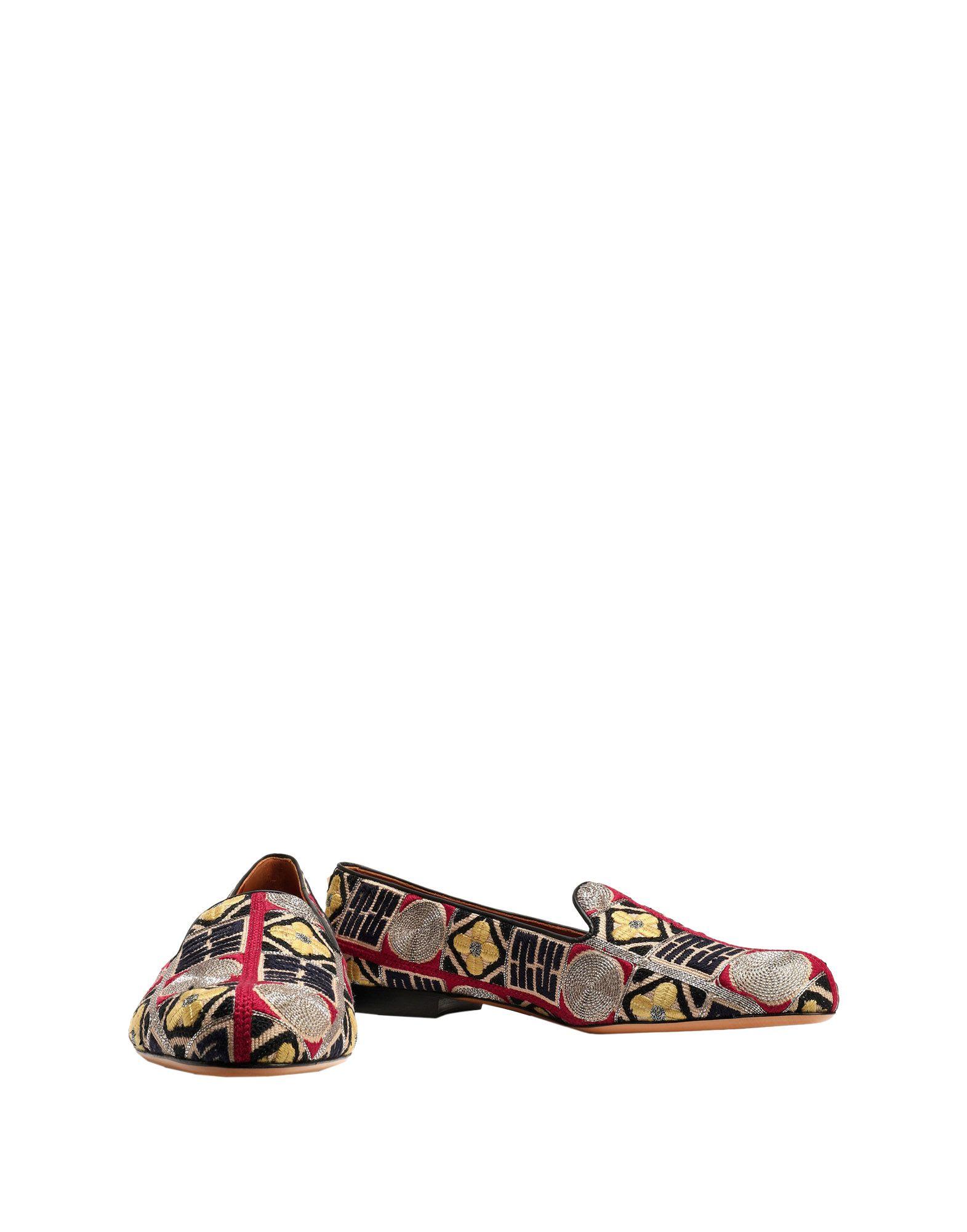 Valentino Garavani Loafers - Women on Valentino Garavani Loafers online on Women  United Kingdom - 11524218AD 96136e