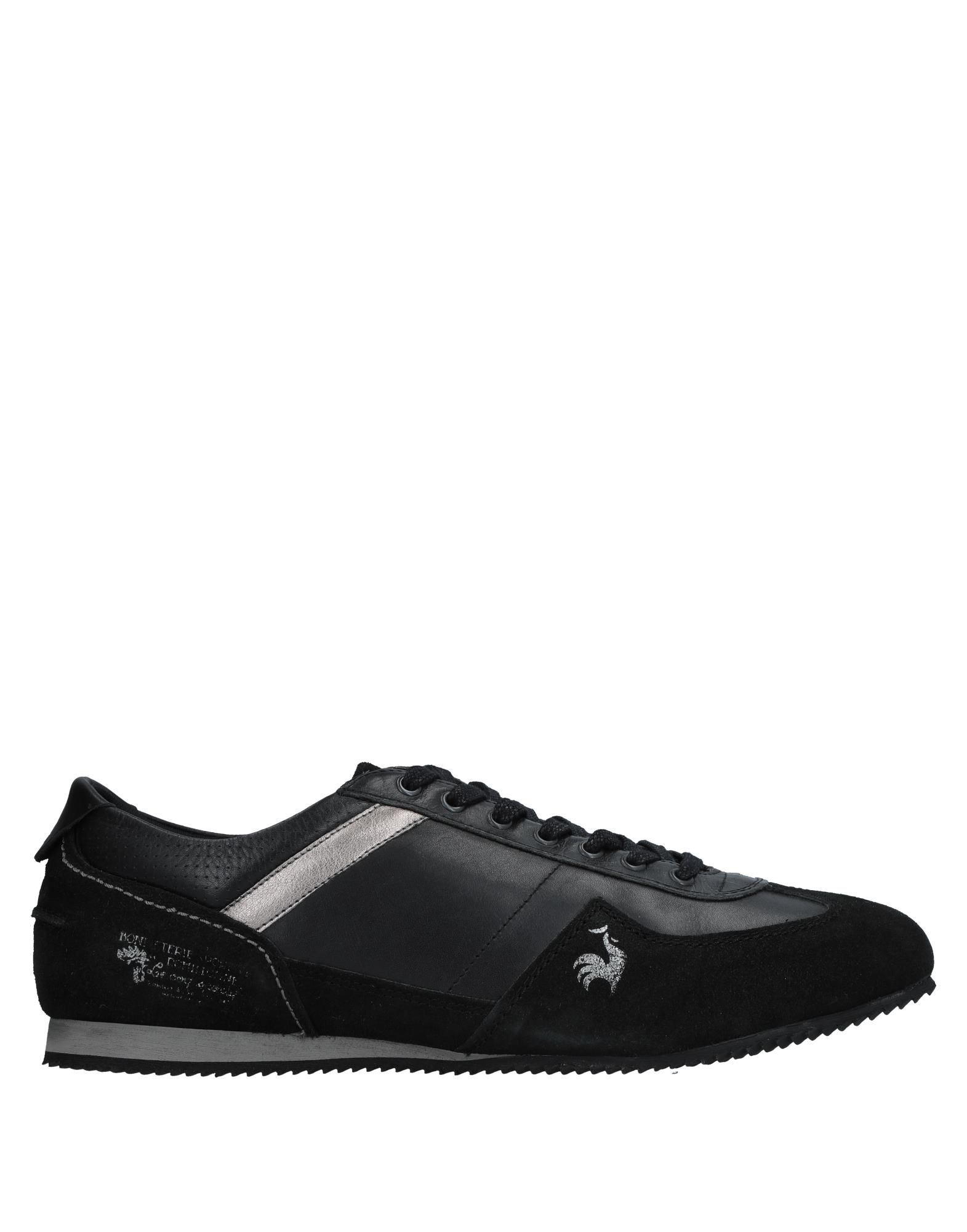 Sneakers Le Coq Sportif Homme - Sneakers Le Coq Sportif  Noir Spécial temps limité