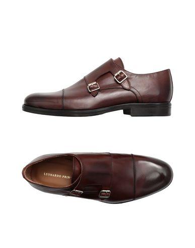 Zapatos con descuento Mocasín Leonardo Principi Hombre - Mocasines Leonardo Principi - 11524296SV Café