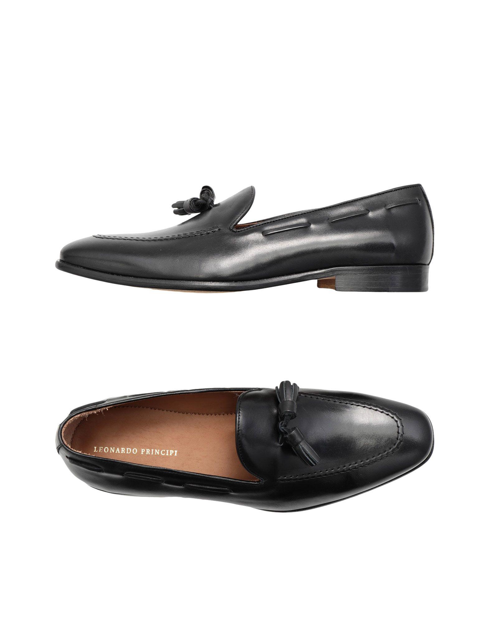 Leonardo Principi Mokassins Herren  11524307PO Gute Qualität beliebte Schuhe