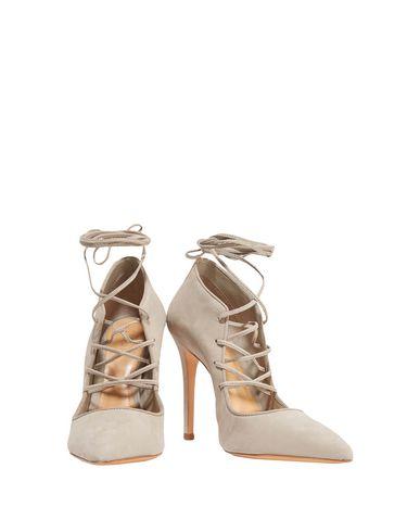 Descuento de la marca Zapato De Salón Alexander Mcque Mujer - Salones Alexander Mcque - 11500951IR Rojo