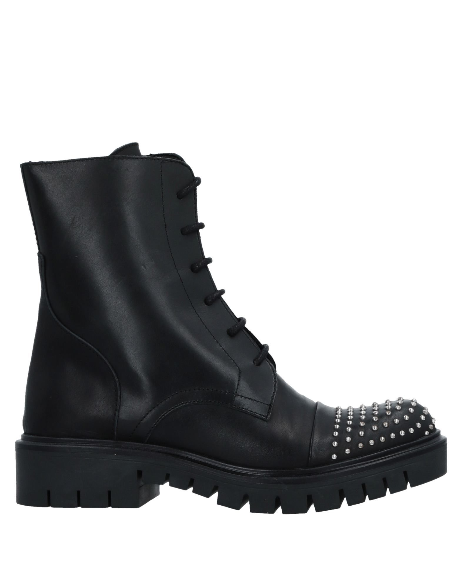 Bottine Unlace Femme - Bottines Unlace Noir Dernières chaussures discount pour hommes et femmes