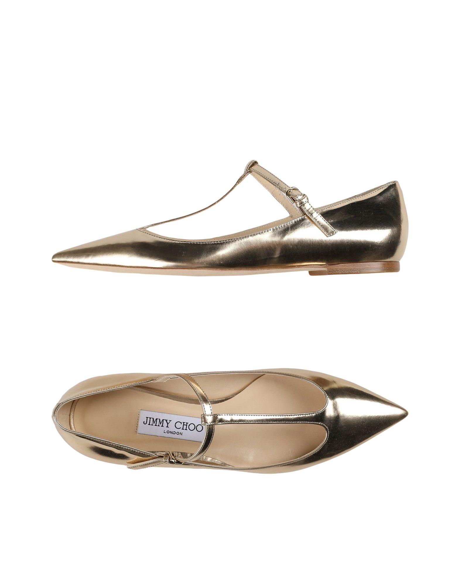 Jimmy Choo Ballerinas Damen  11524364HPGünstige gut aussehende Schuhe