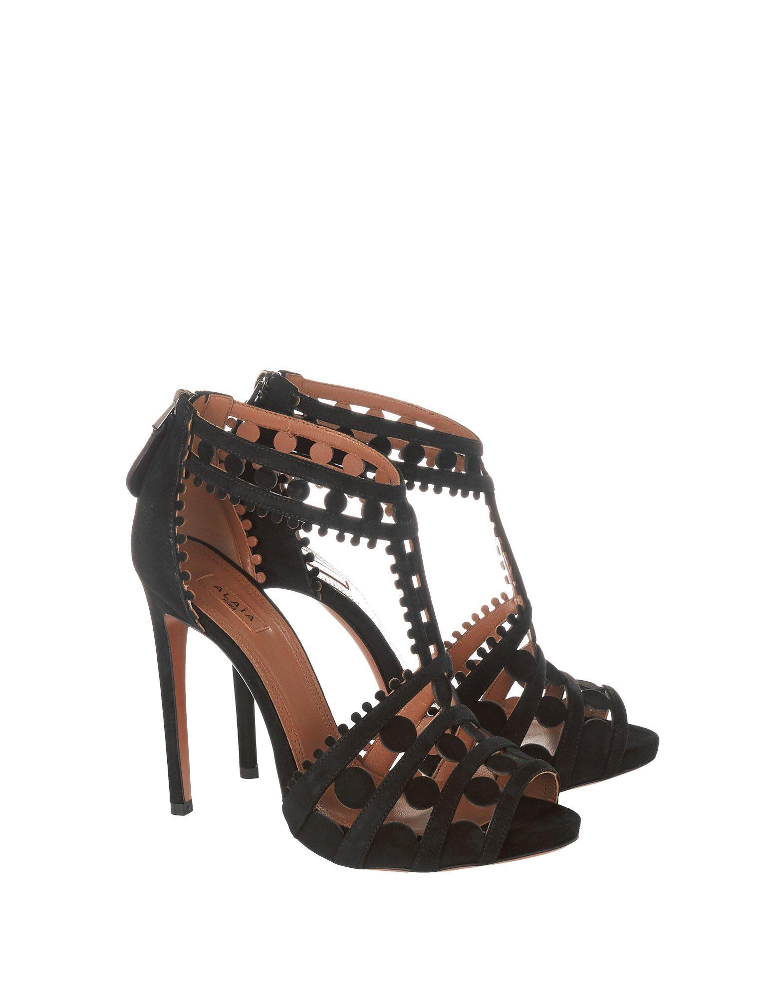 Alaïa Sandalen Damen  11524547KHGünstige gut aussehende Schuhe