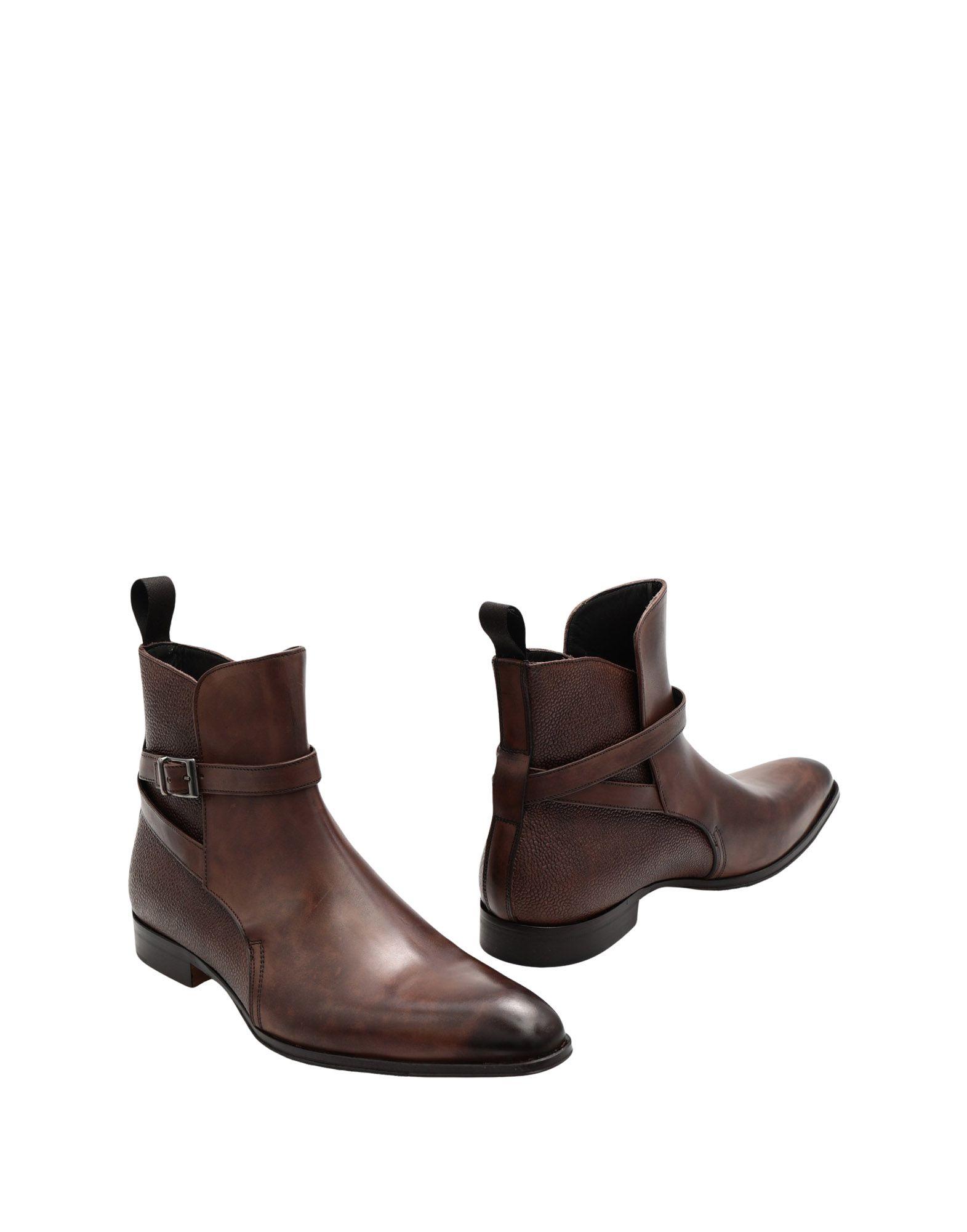 Leonardo Principi Stiefelette Herren  11524752BS Gute Qualität beliebte Schuhe