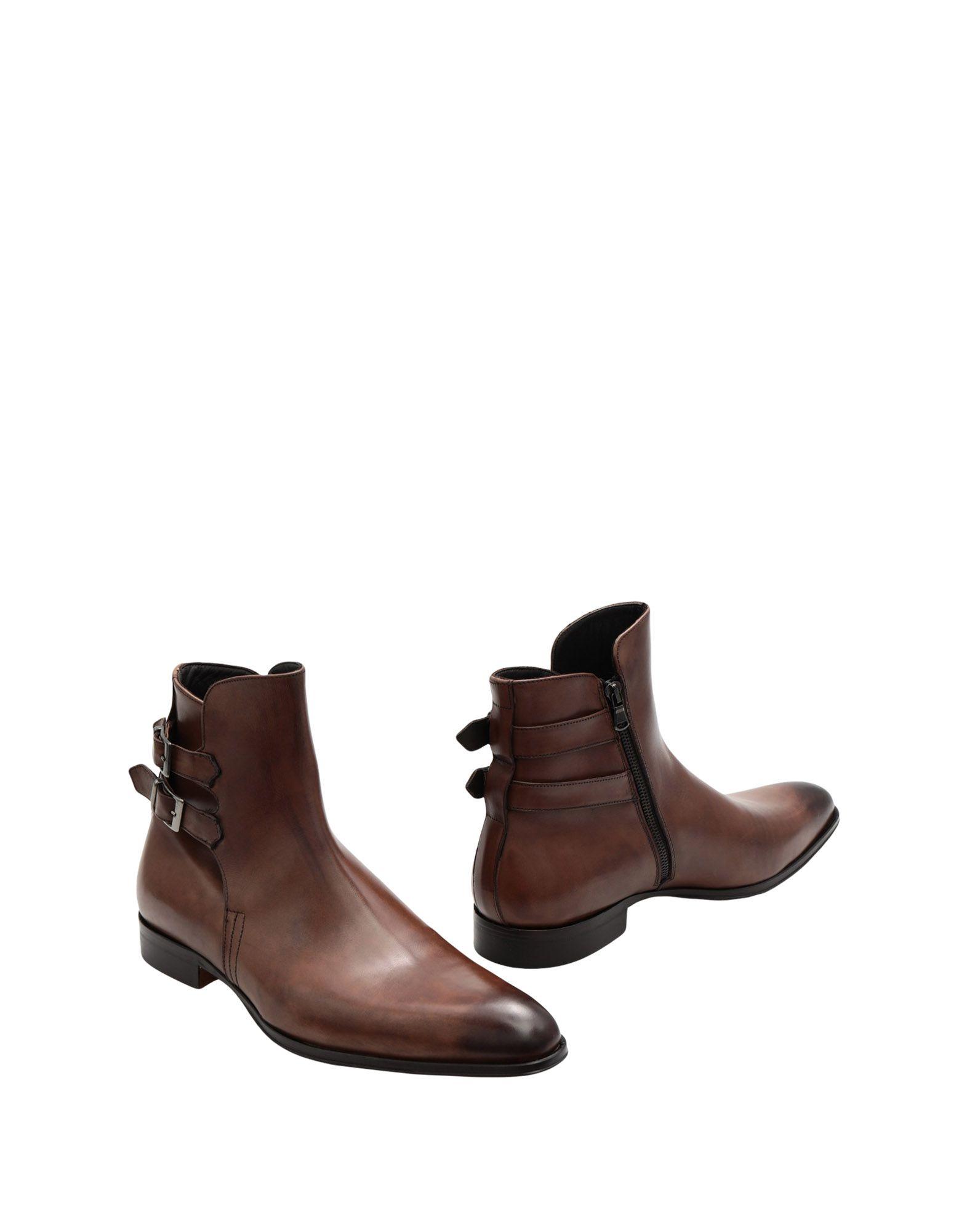 Leonardo Principi Stiefelette Herren  11524801PW Gute Qualität beliebte Schuhe