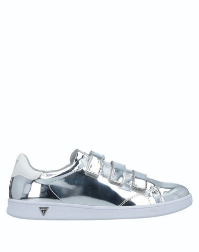 Guess Sneakers Donna Scarpe Argento