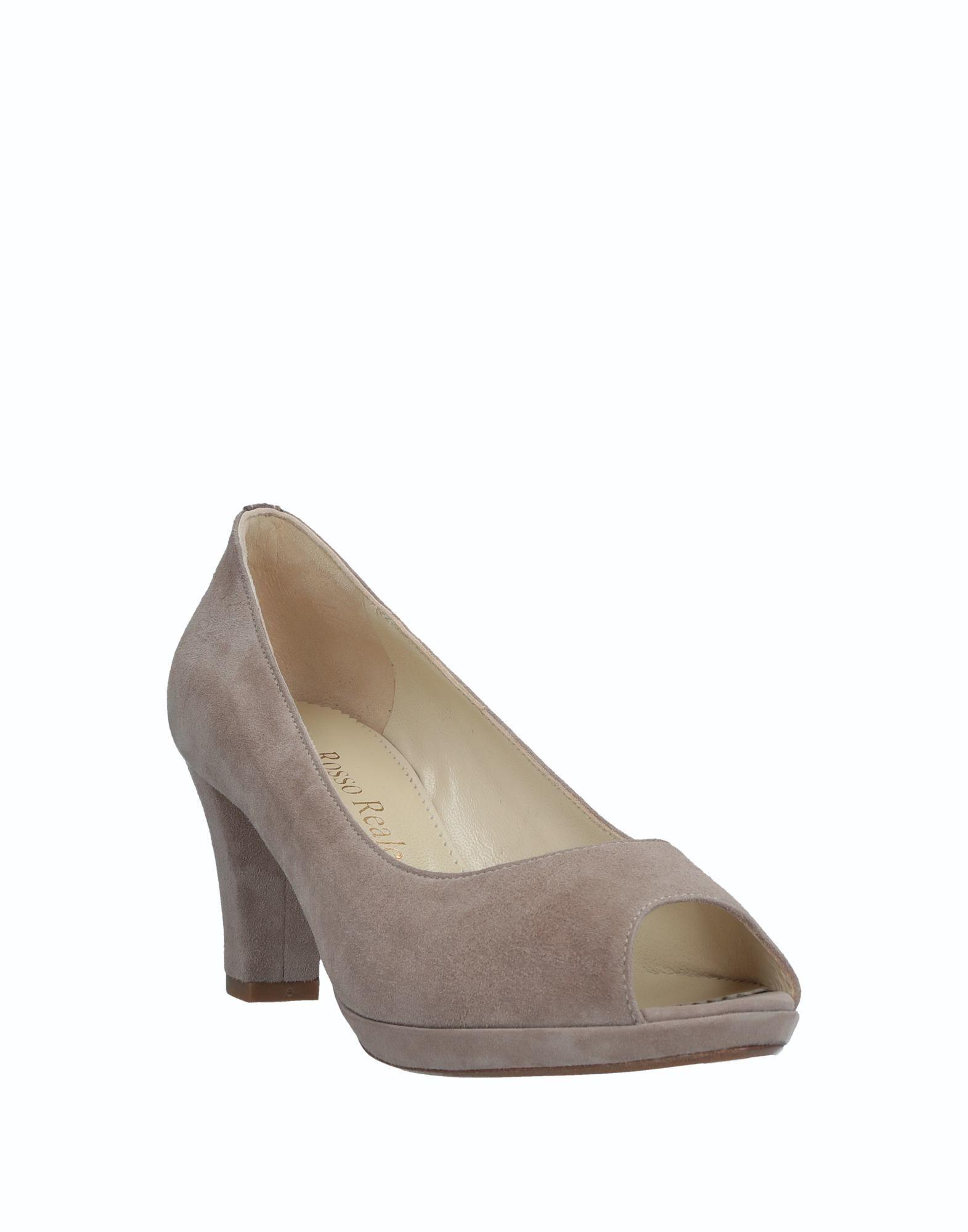 Rosso beliebte Reale Pumps Damen  11524942AP Gute Qualität beliebte Rosso Schuhe 5b8ea4