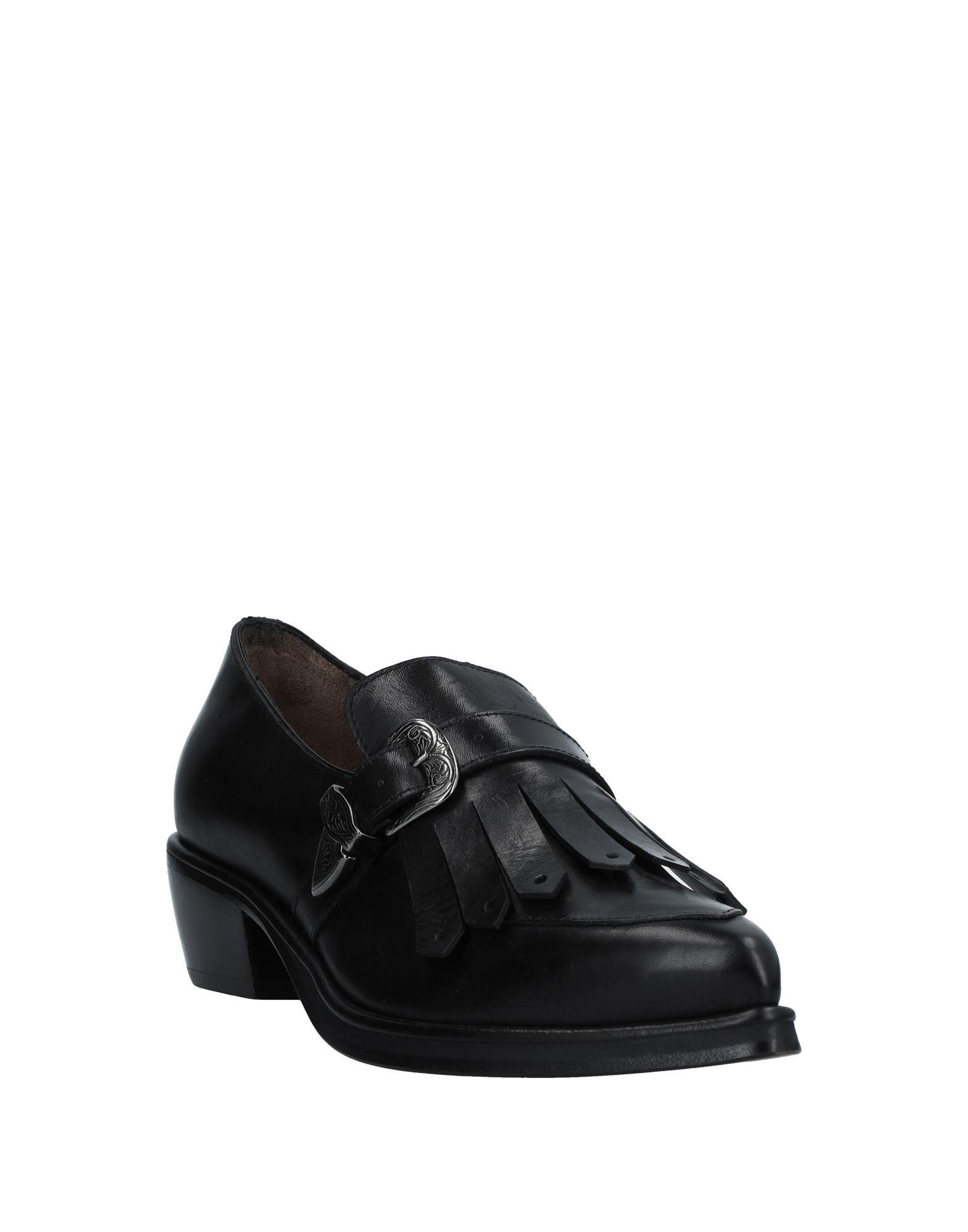 Stilvolle Mokassins billige Schuhe Lena Milos Mokassins Stilvolle Damen  11524955QI fa6f34