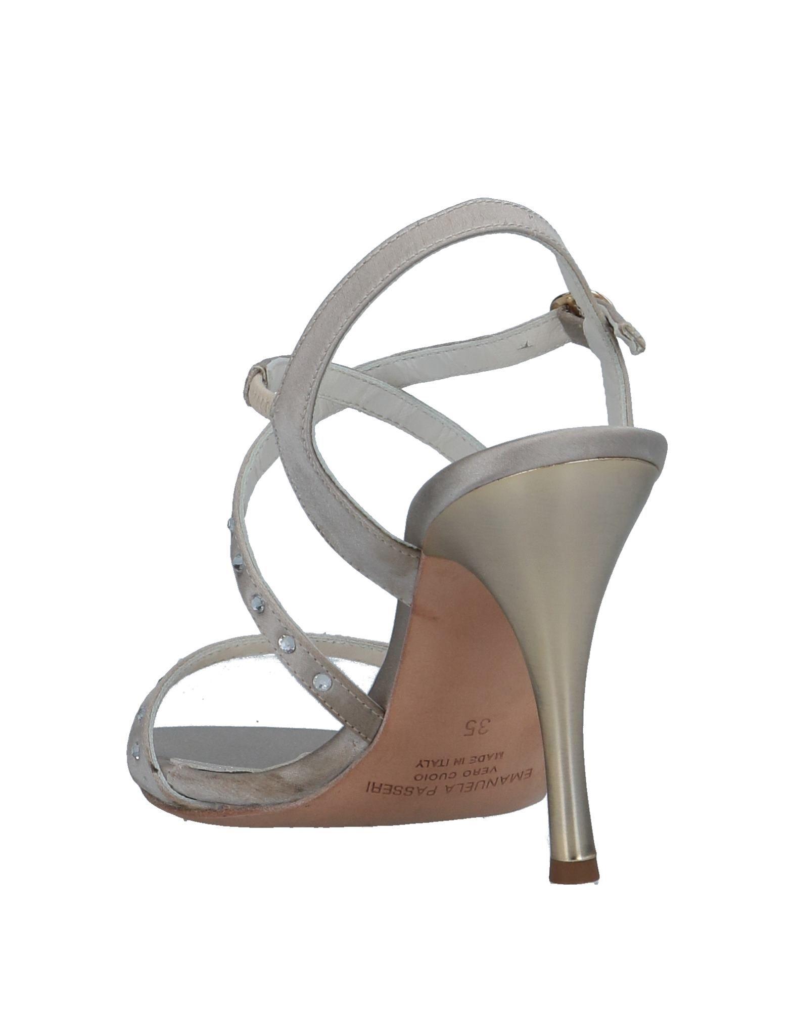 Emanuela 11525005HK Passeri Sandalen Damen  11525005HK Emanuela Gute Qualität beliebte Schuhe 17a0de
